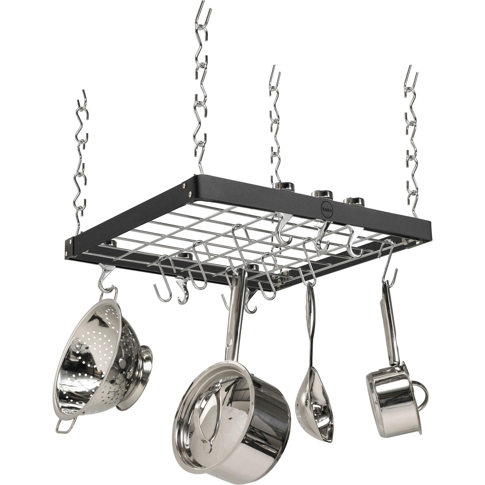 Hahn Premium Takhängare 50x50cm Svart stål