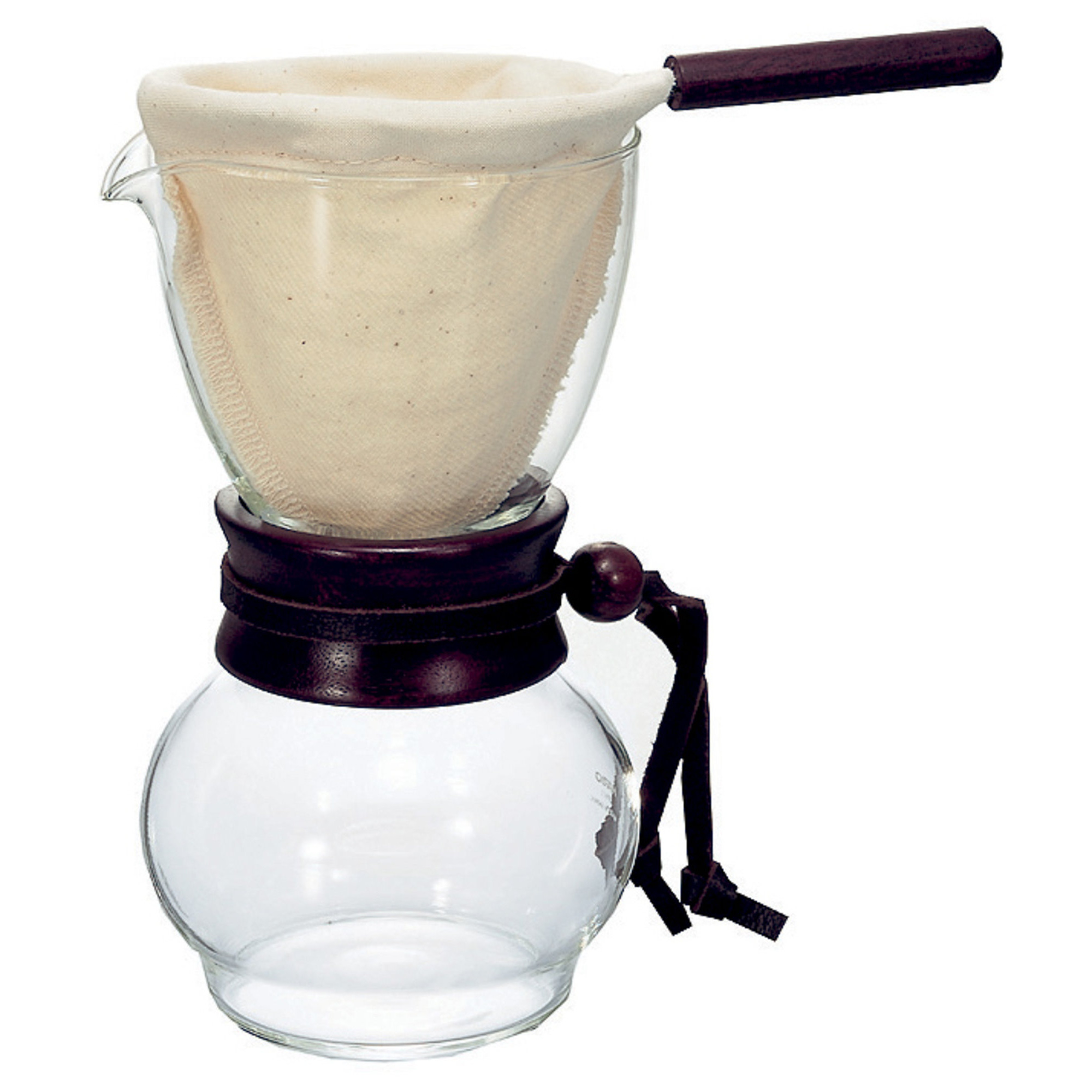 Hario Woodneck Drip Pot 24 cl.