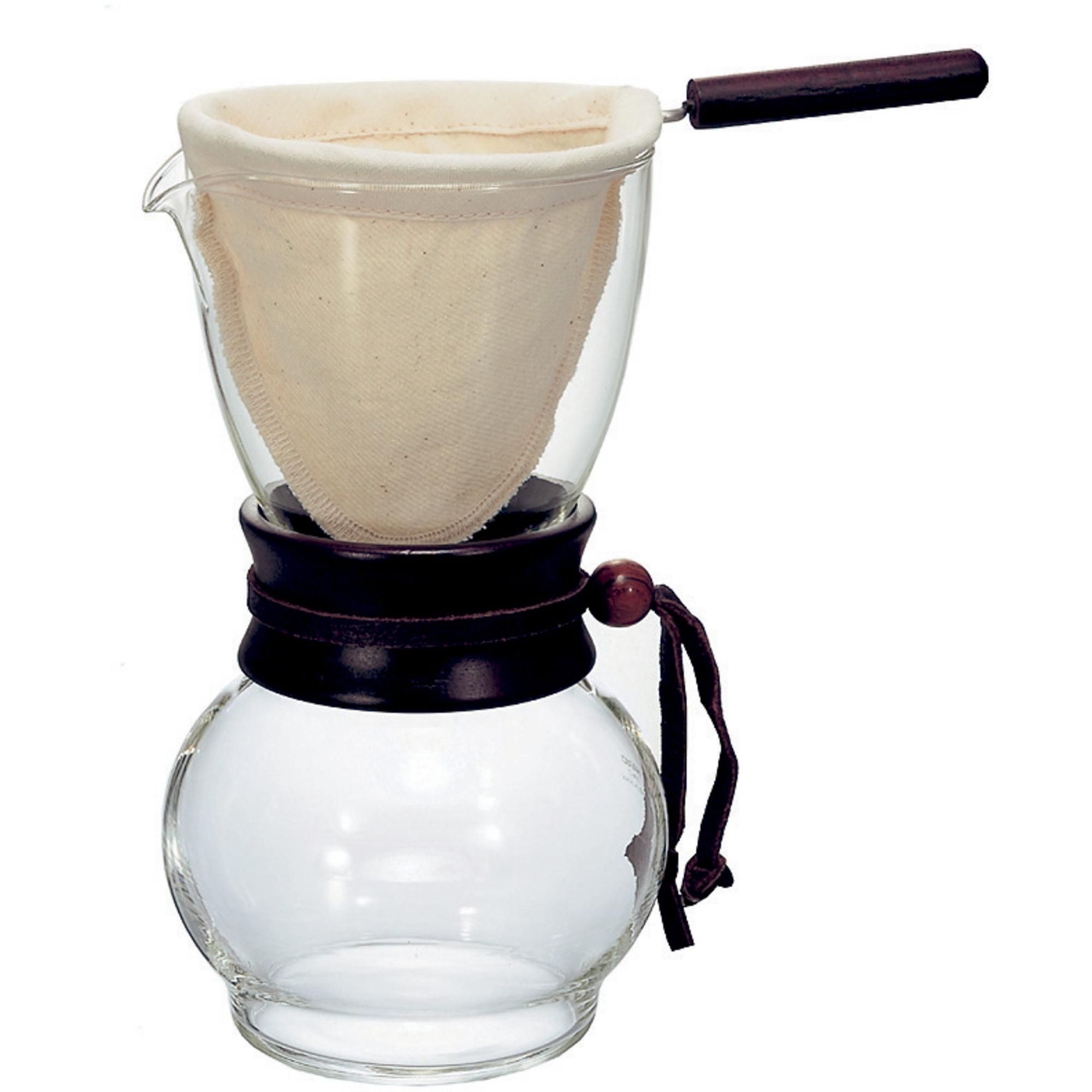 Hario Woodneck Drip Pot 48 cl.