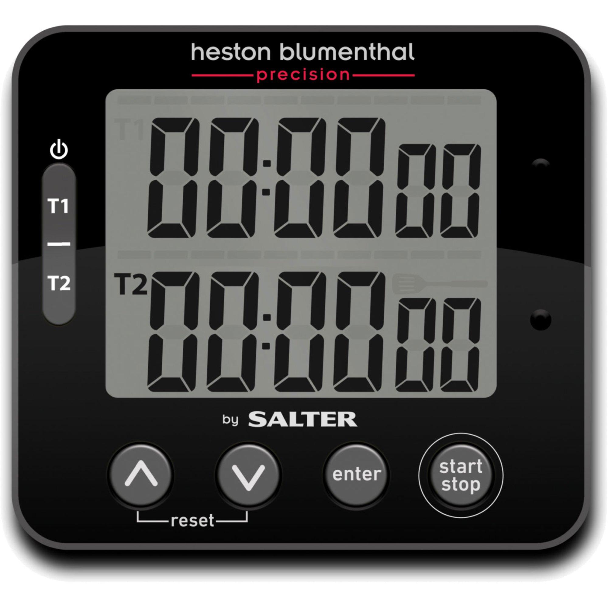Heston Blumenthal by Salter Elektronisk timer
