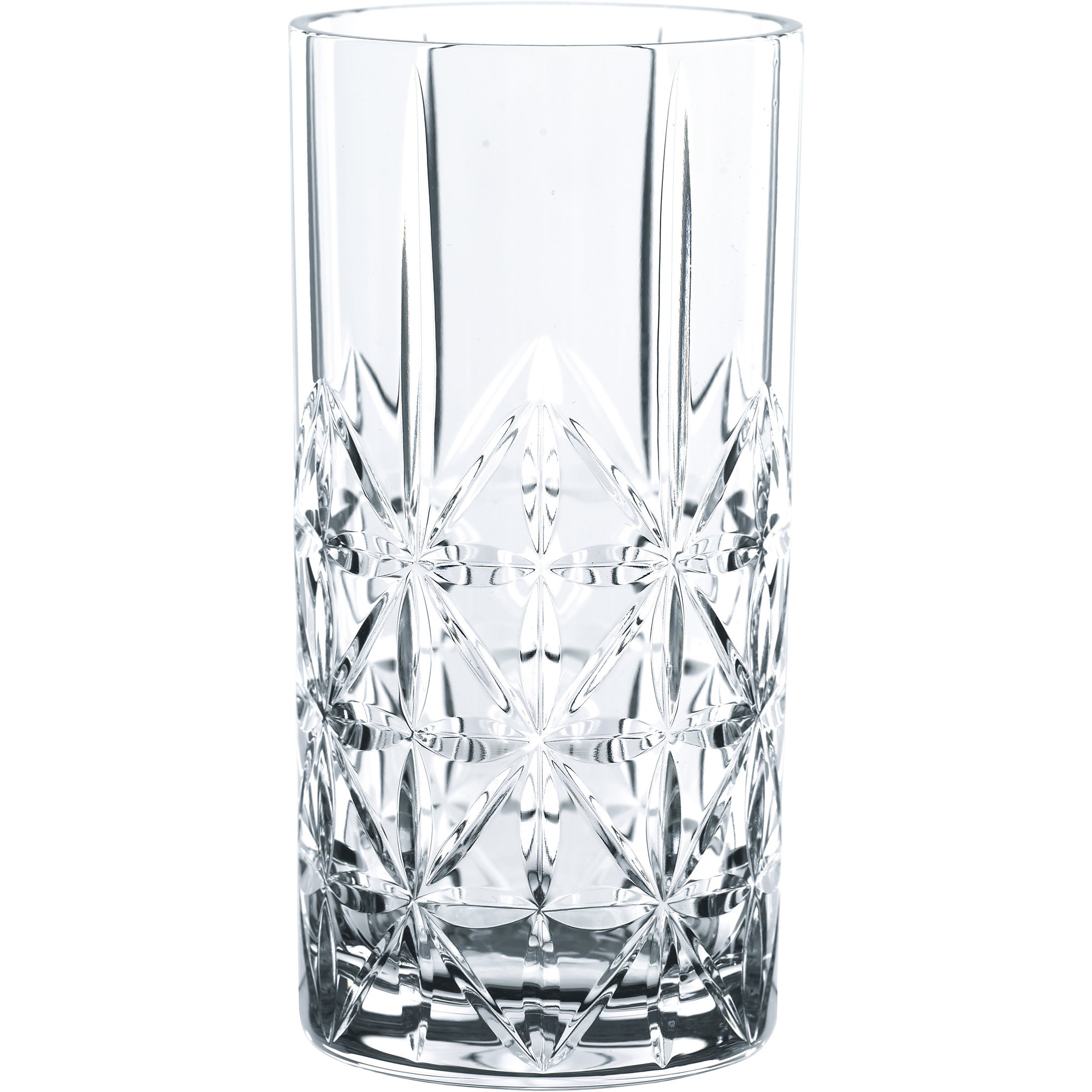 Nachtmann Highland Longdrinkglas 375cl 4-p