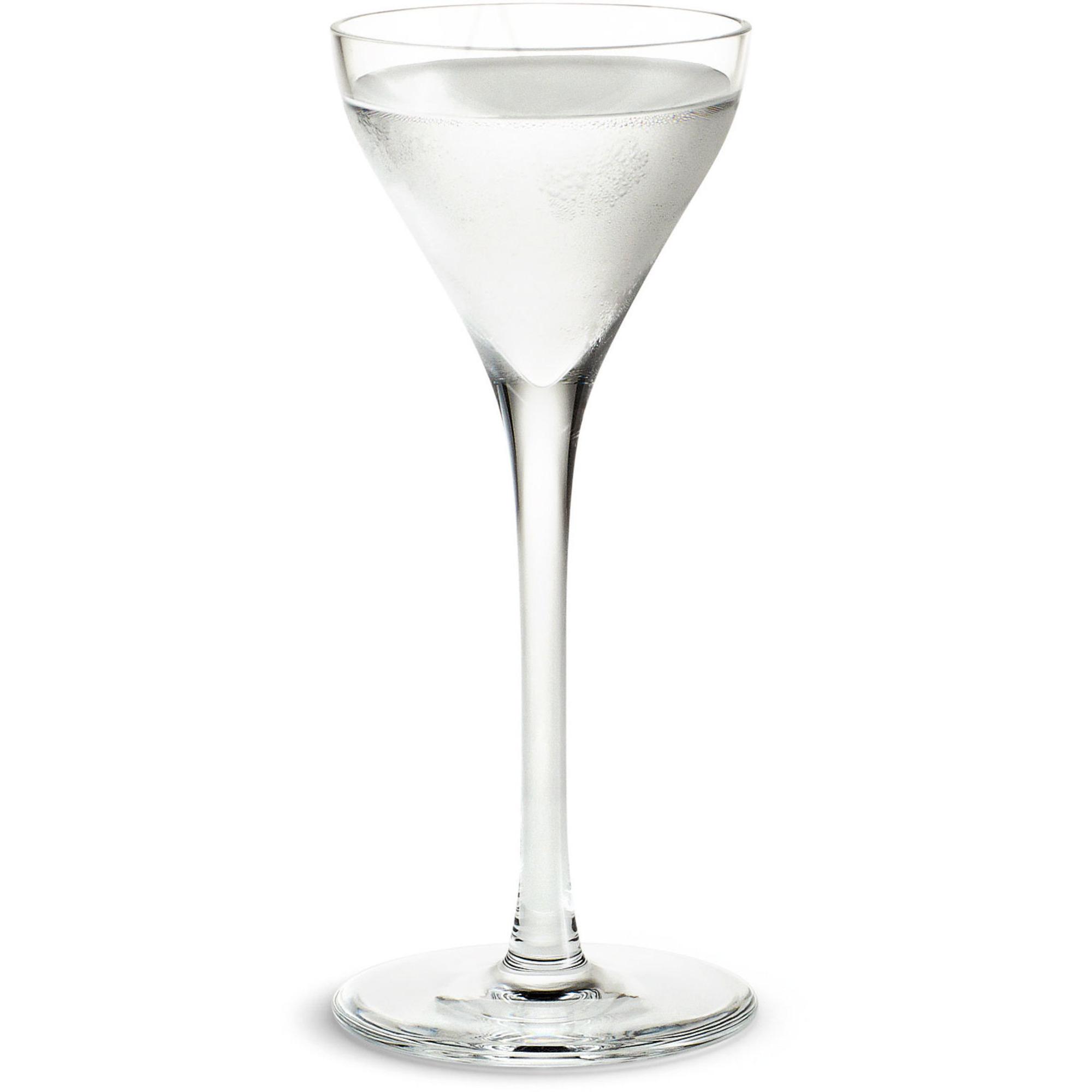 Holmegaard Cabernet snapsglas