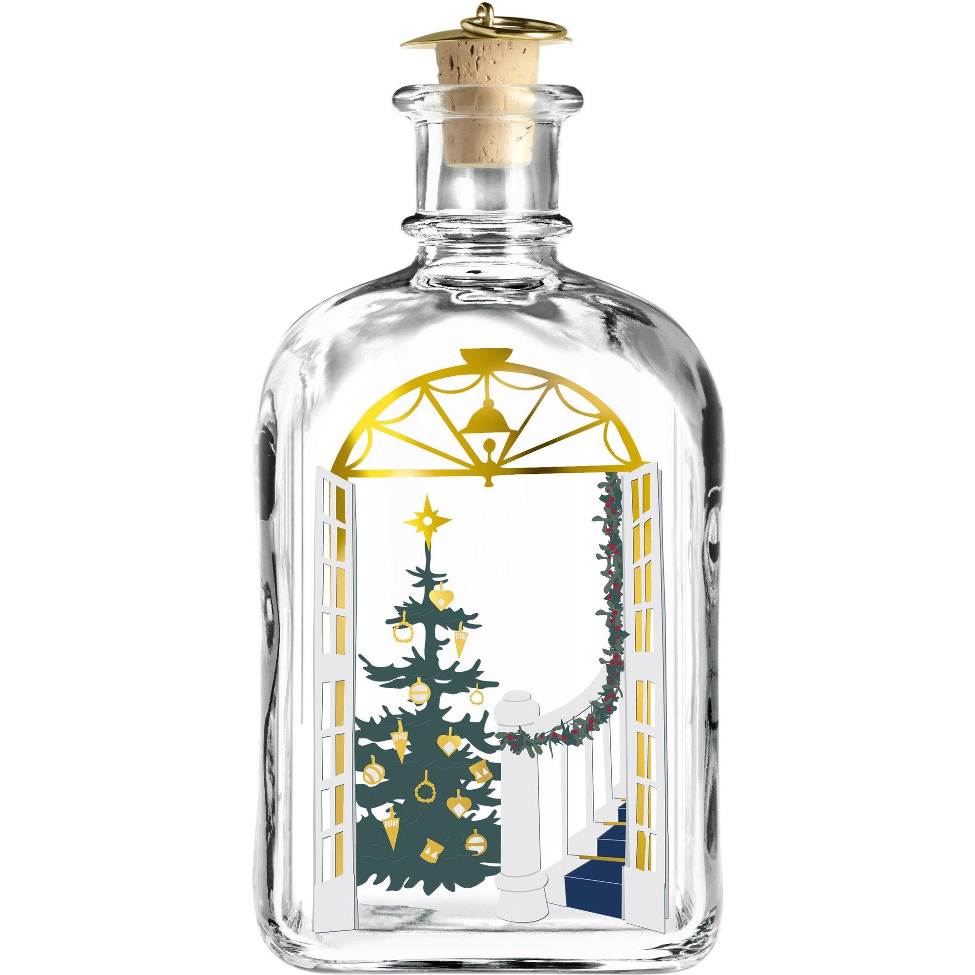 Holmegaard Christmas Julflaska 73 cl