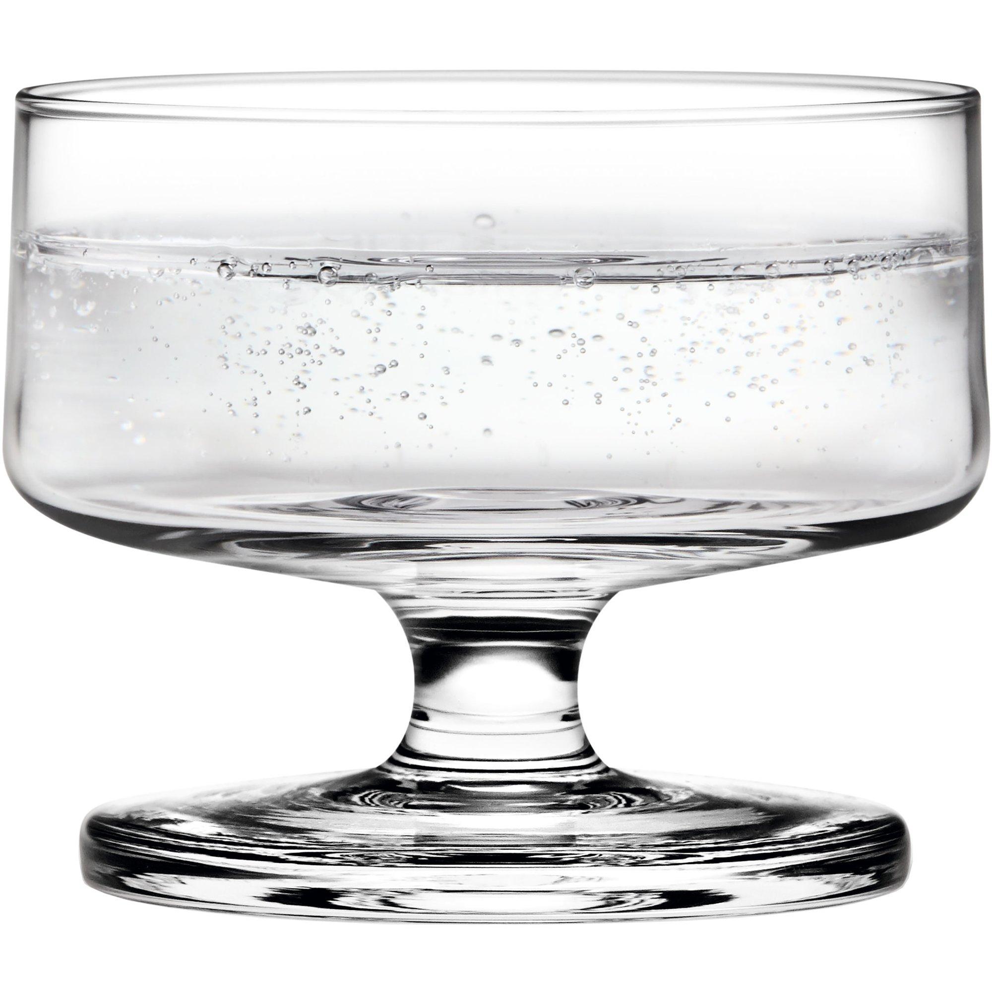 Holmegaard Stub champagneskål 20 cl.
