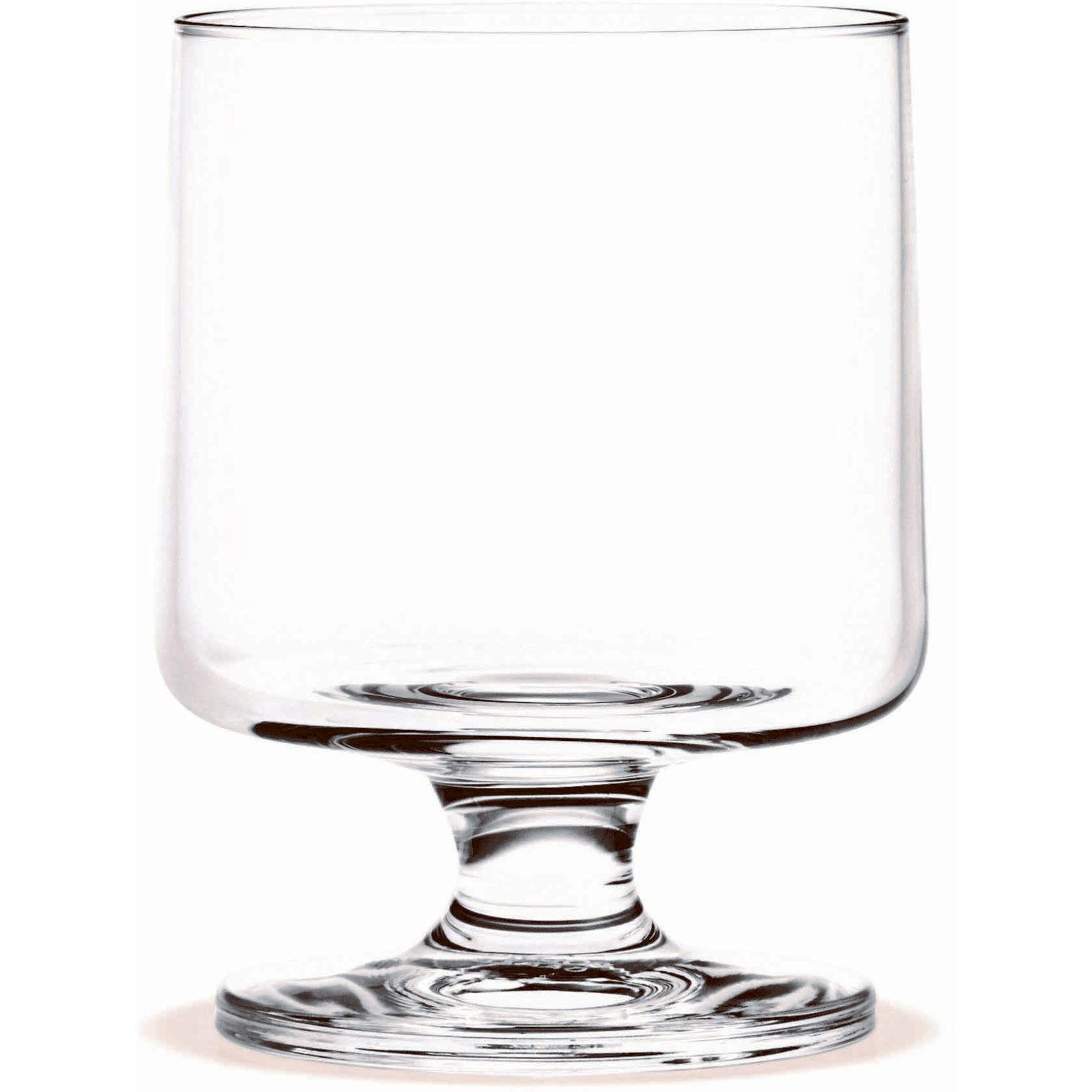 Holmegaard dricksglas Stub klar (21 cl 4 st)