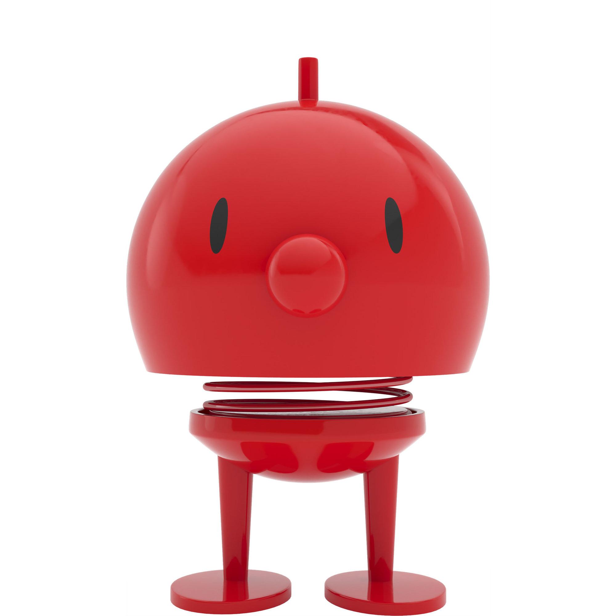 Hoptimist Bumble röd