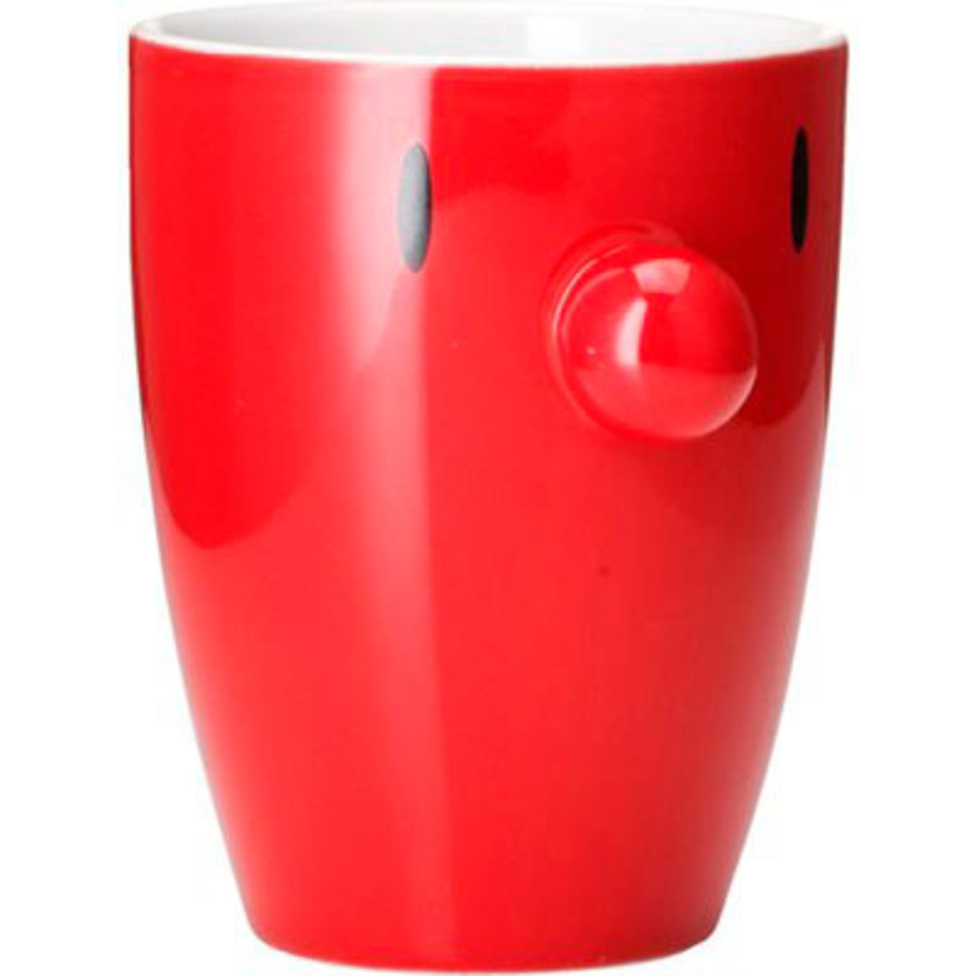Hoptimist Termosmugg, 2 st, Röd