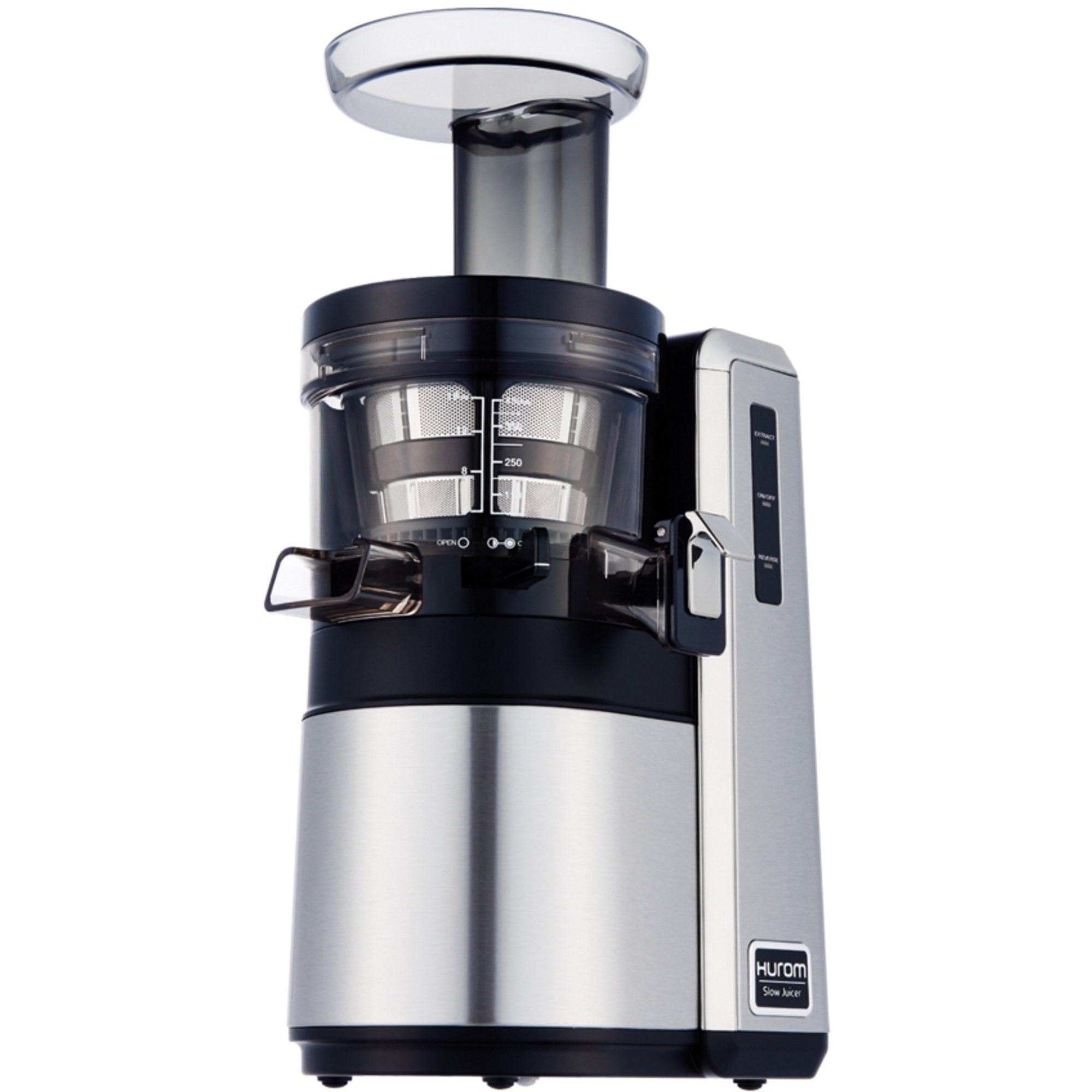 HUROM Slowjuicer HZ-SBE17 Silver