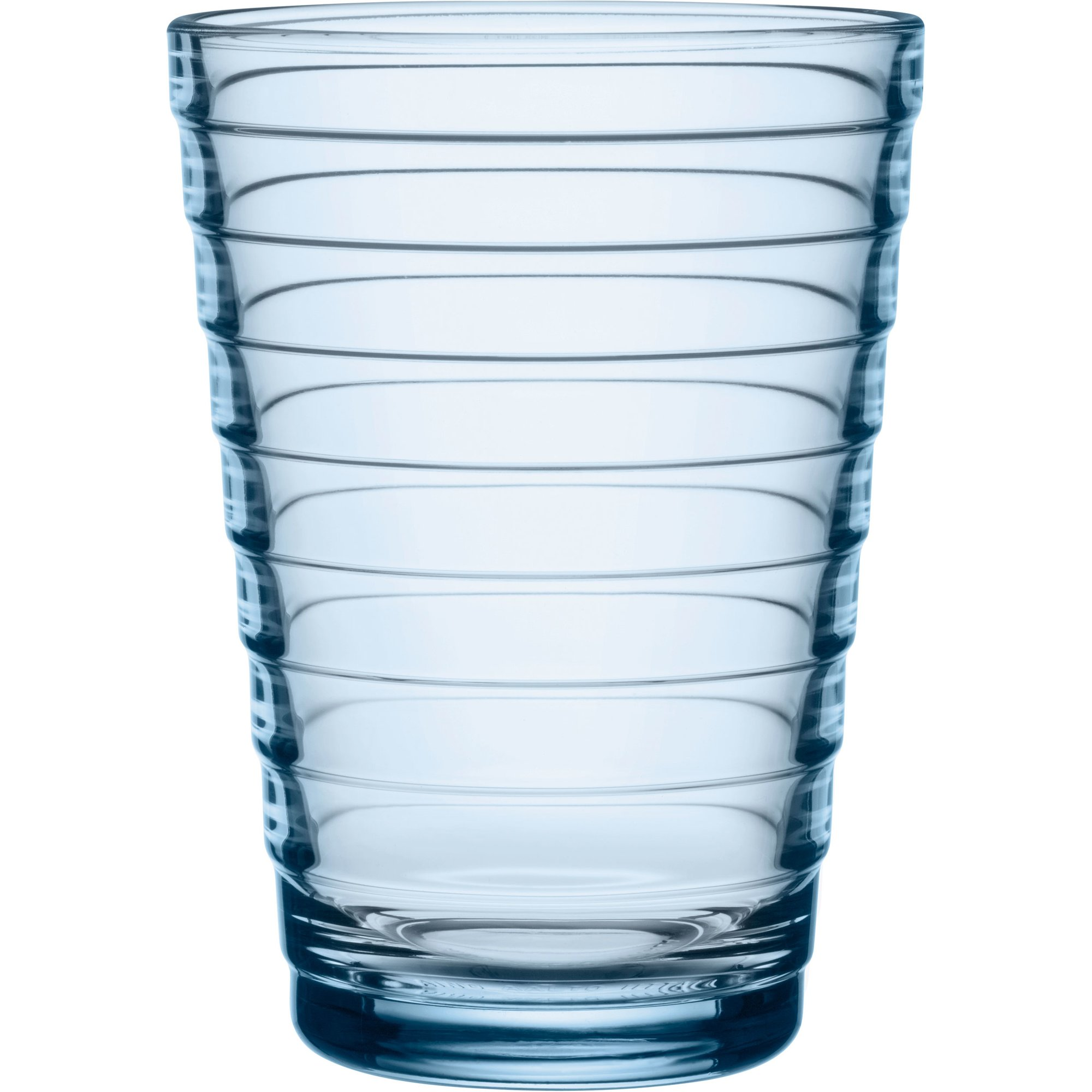 Iittala Aino Aalto Vattenglas 33 cl. 2 st Aqua