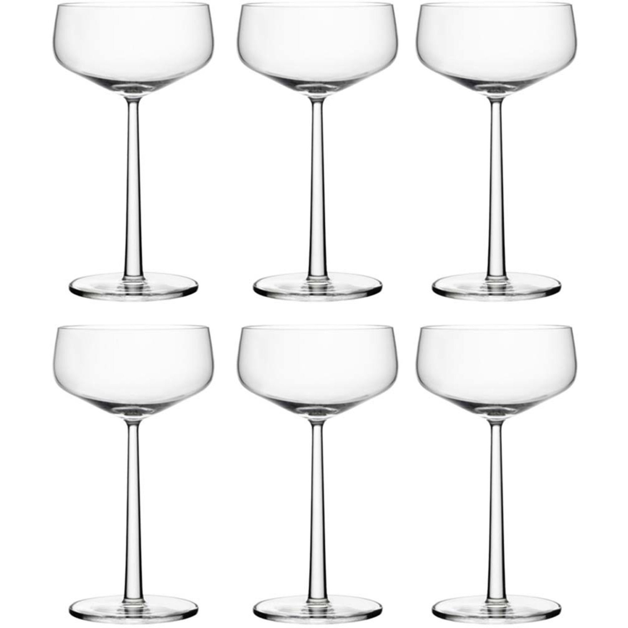 Iittala Essence Cocktailglas 31 cl. 6 st