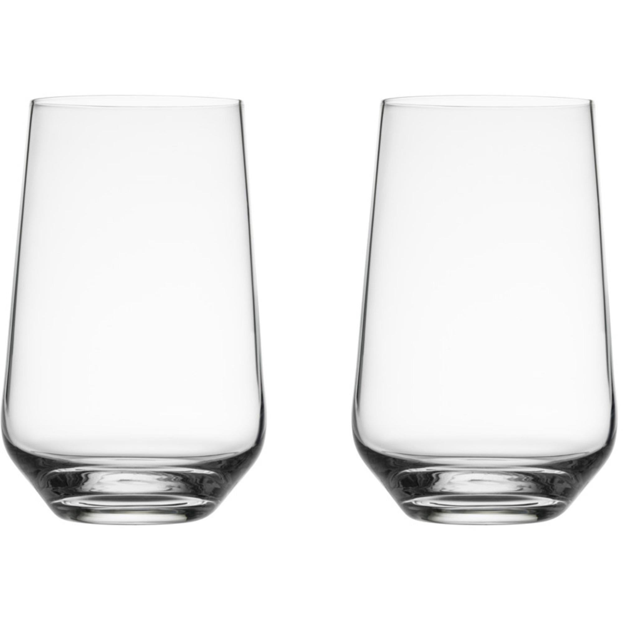 Iittala Essence Glas 55 cl 2-pack