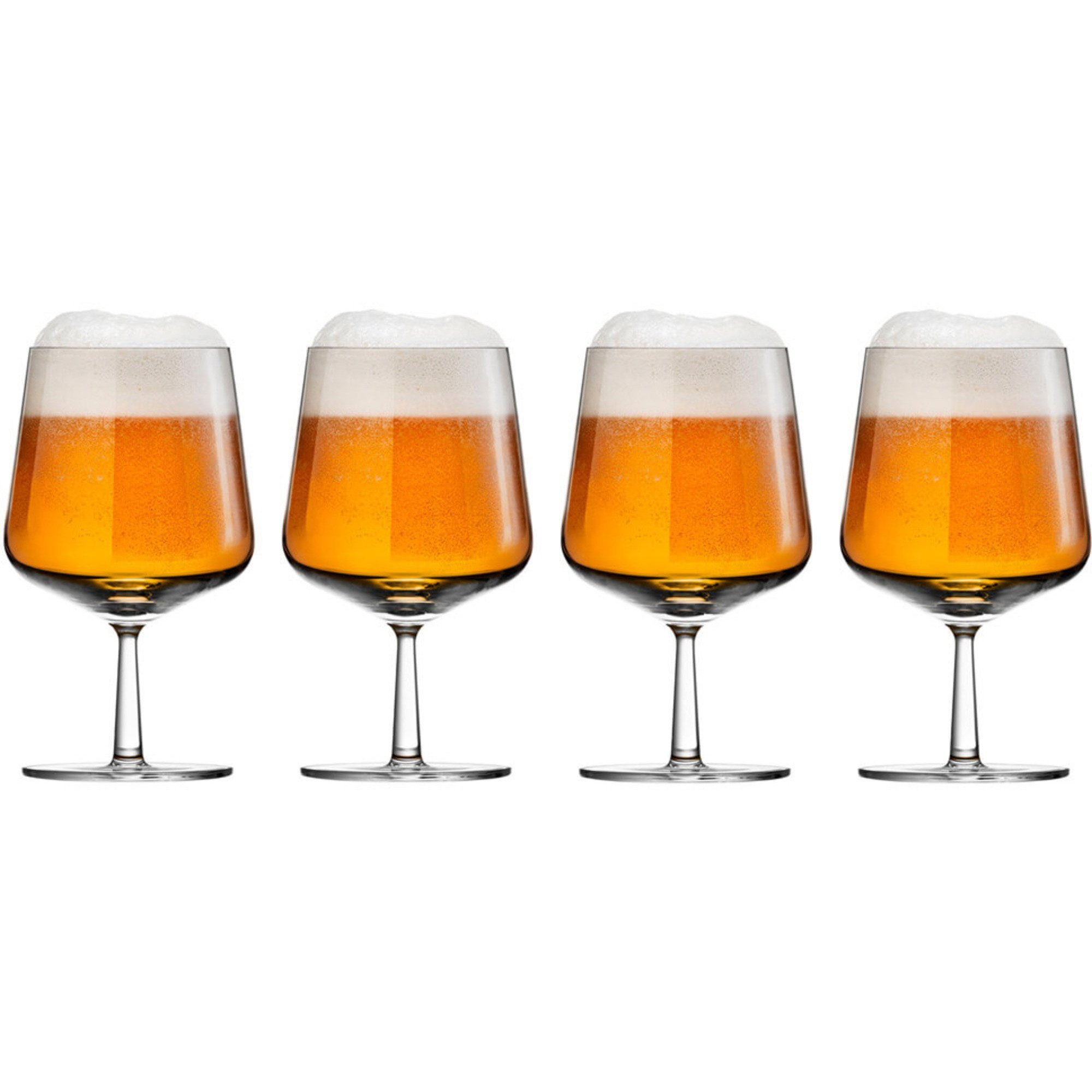 Iittala Essence Ölglas 48 cl 4-pack