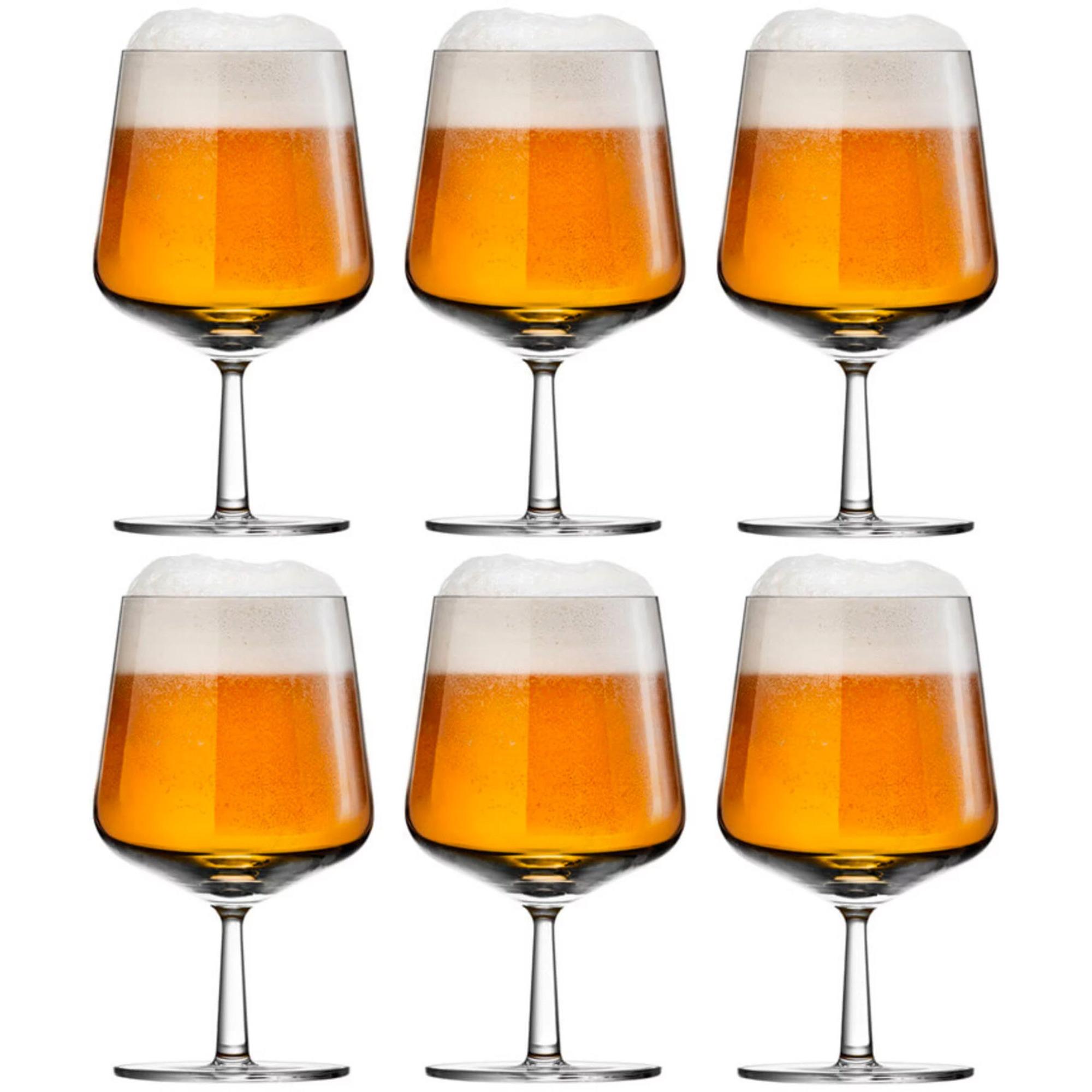 Iittala Essence Ölglas 48 cl 6 st.