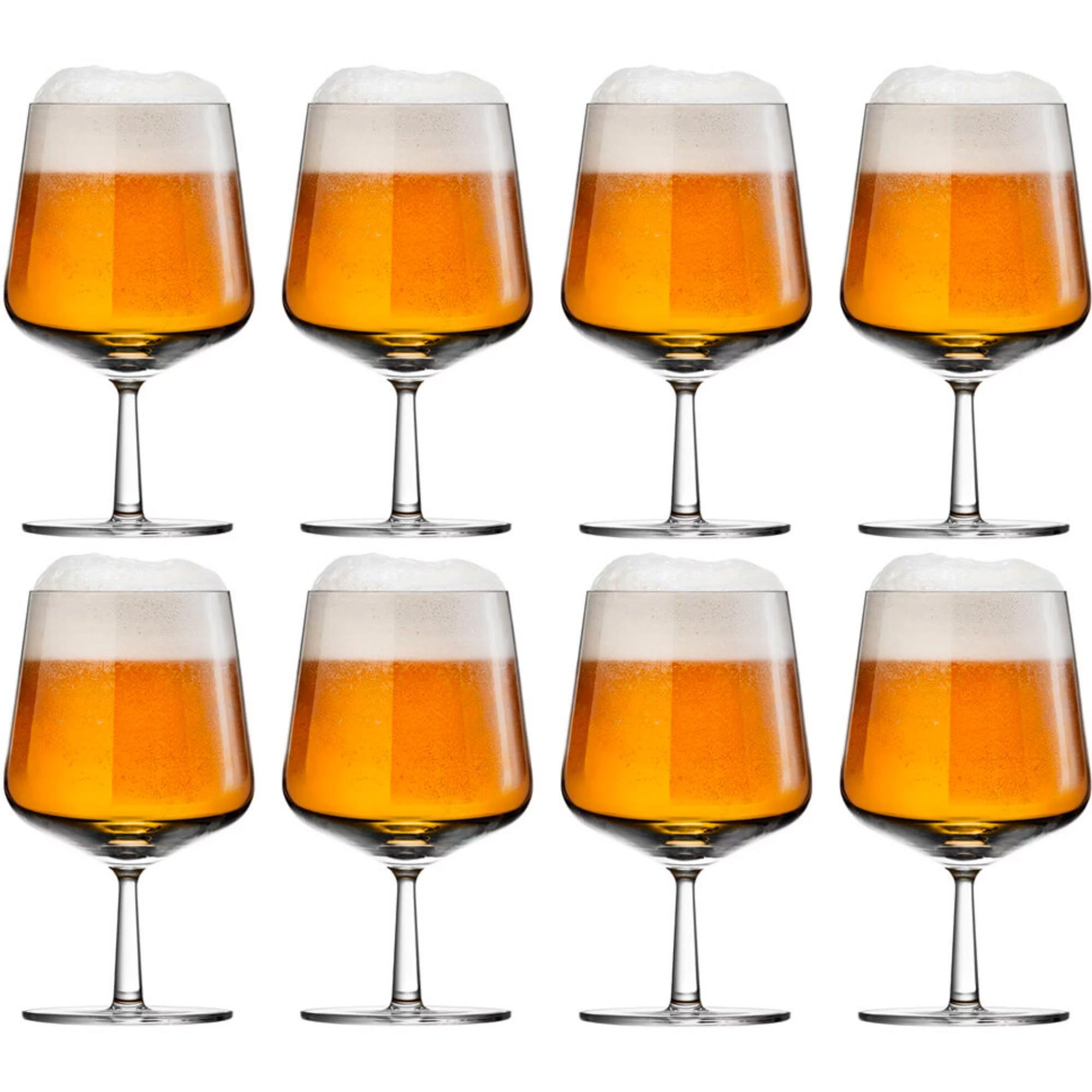 Iittala Essence Ölglas 48 cl 8 st.