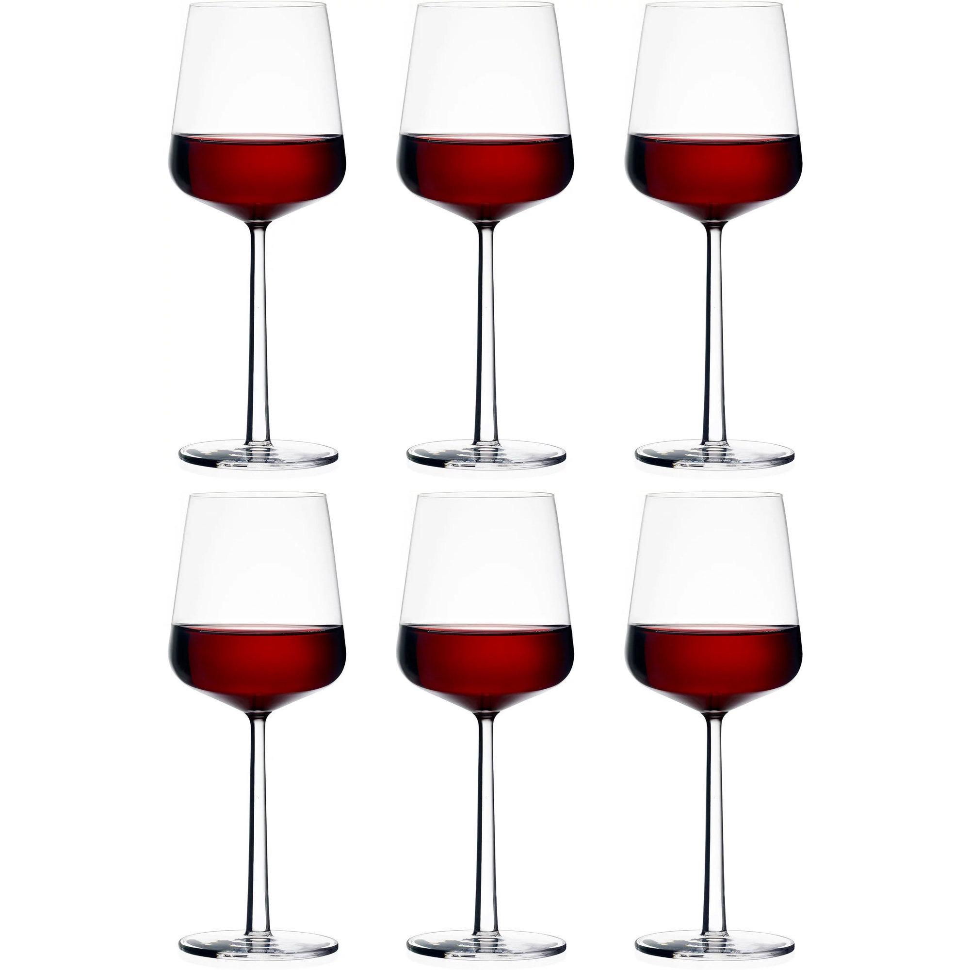 Iittala Essence rödvinsglas 45 cl 6 st.