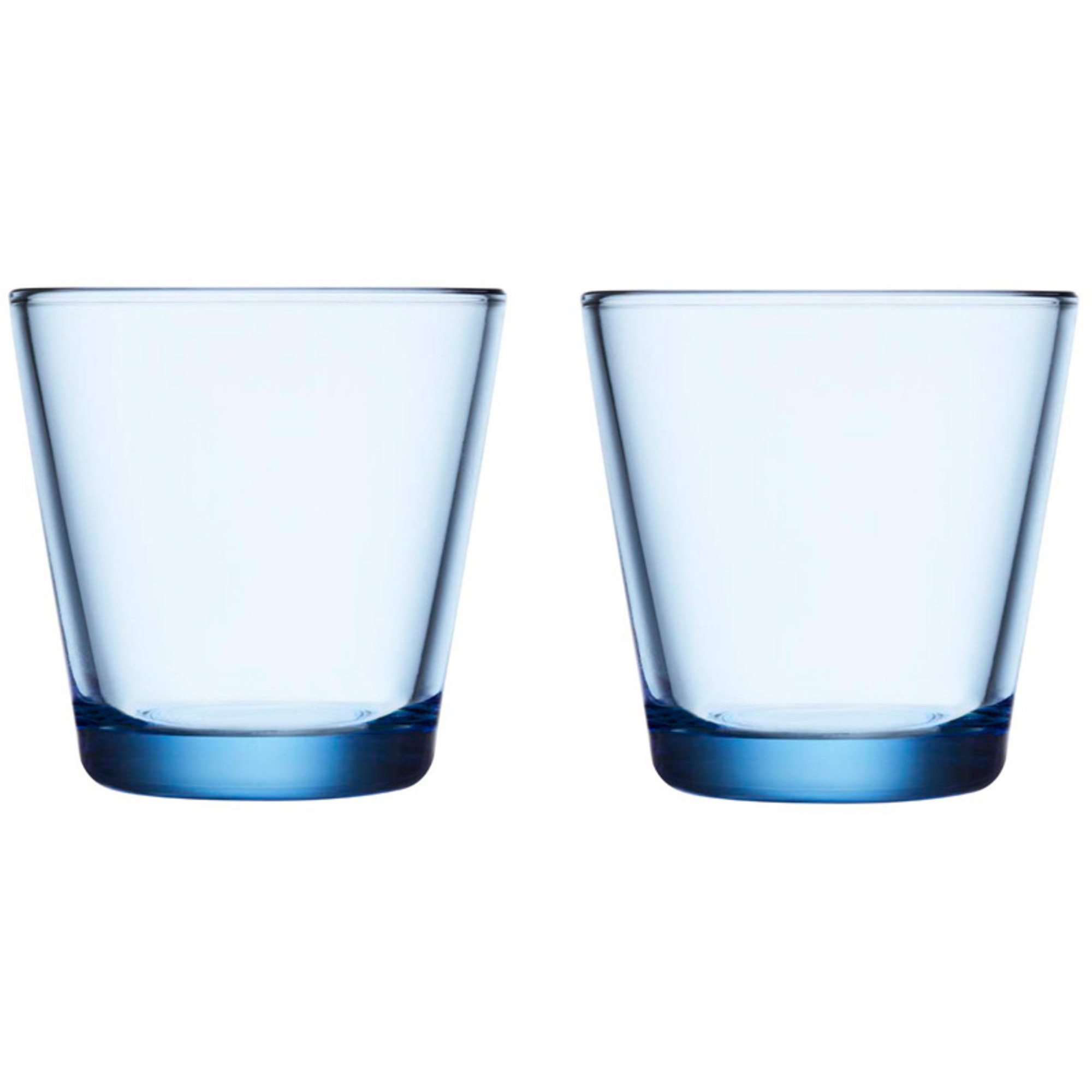 Iittala Kartio Glas 21 cl Aqua 2-pack