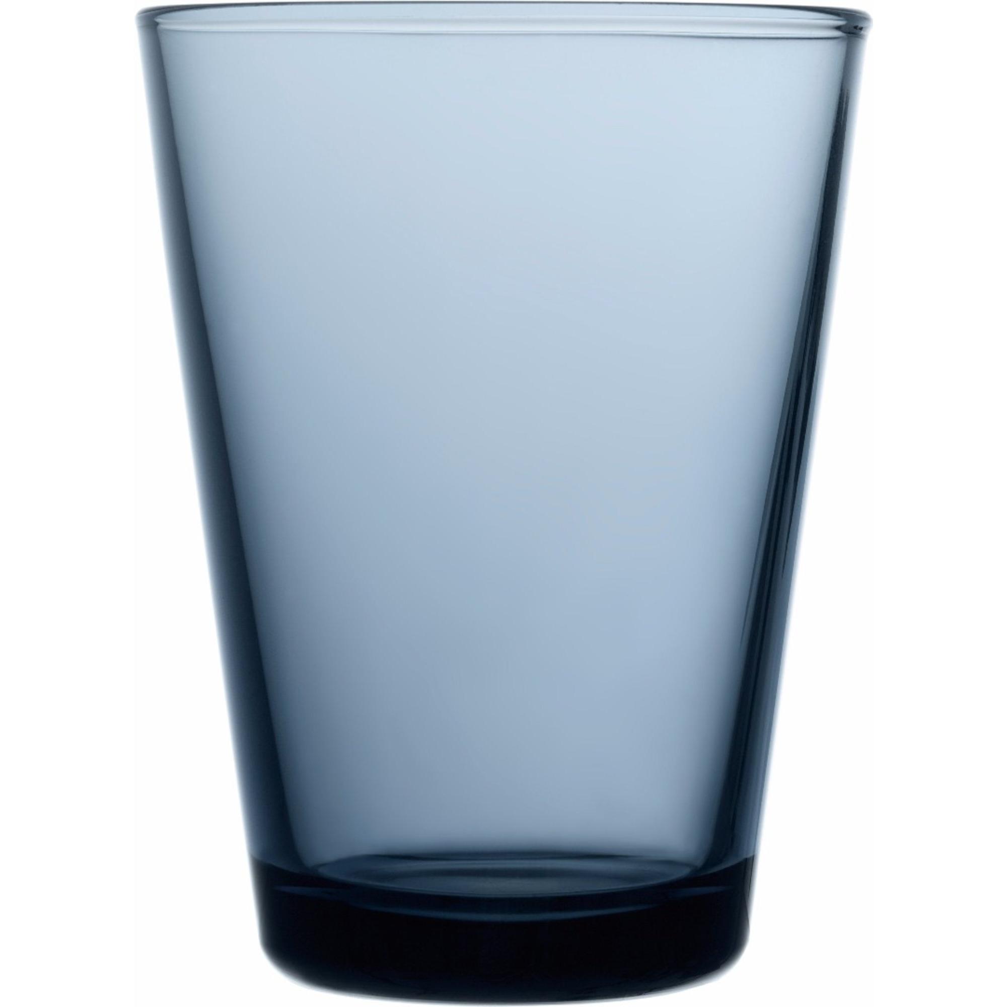 Iittala Kartio Glas 40 cl Regn 2-pack