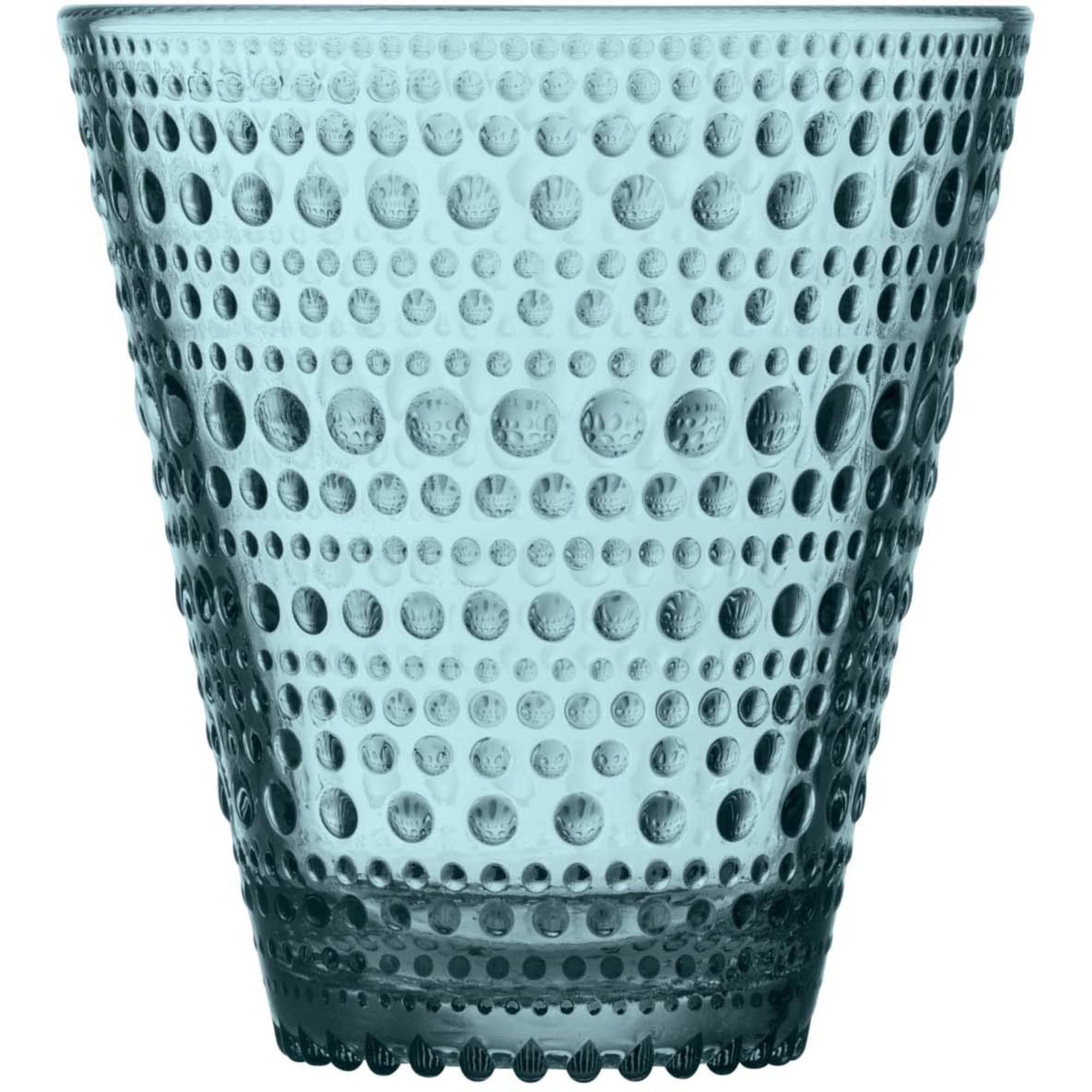 Iittala Kastehelmi glas 30 cl havsblå 2 st