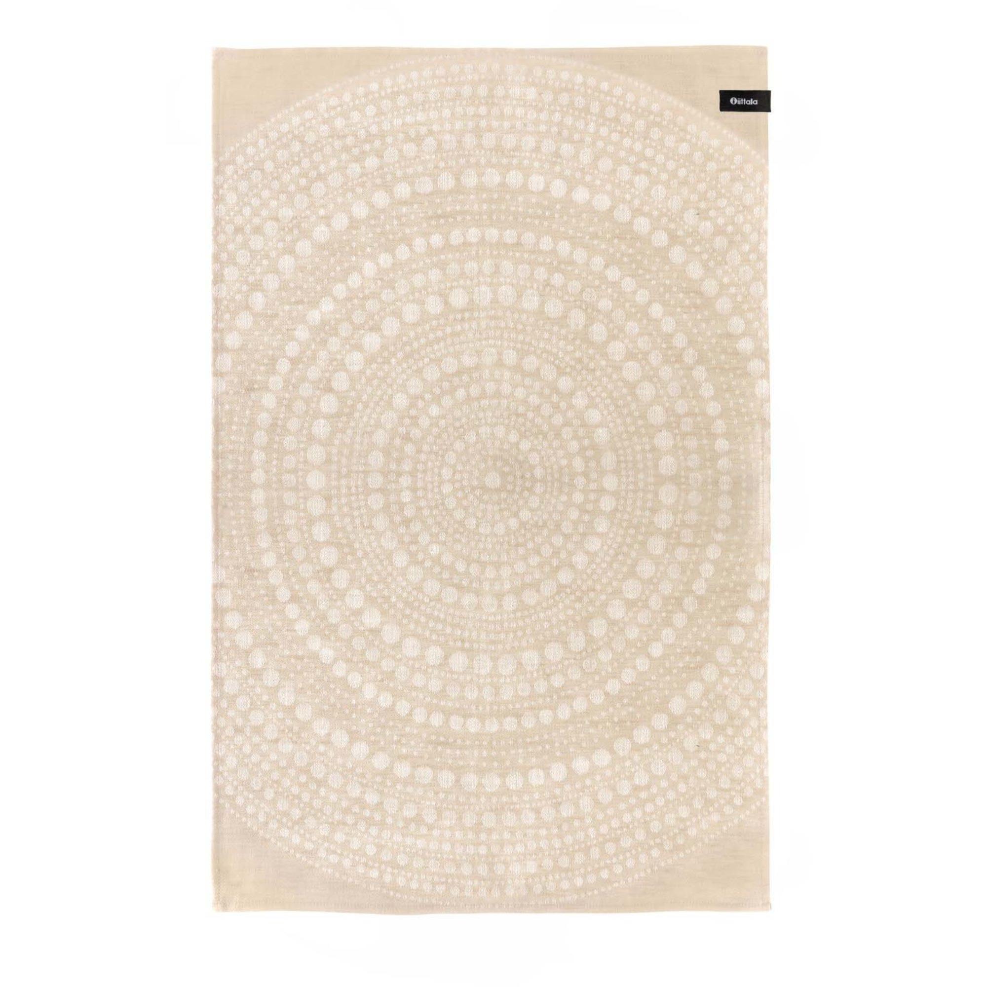 Iittala Kastehelmi kökshandduk 47×70 cm puder