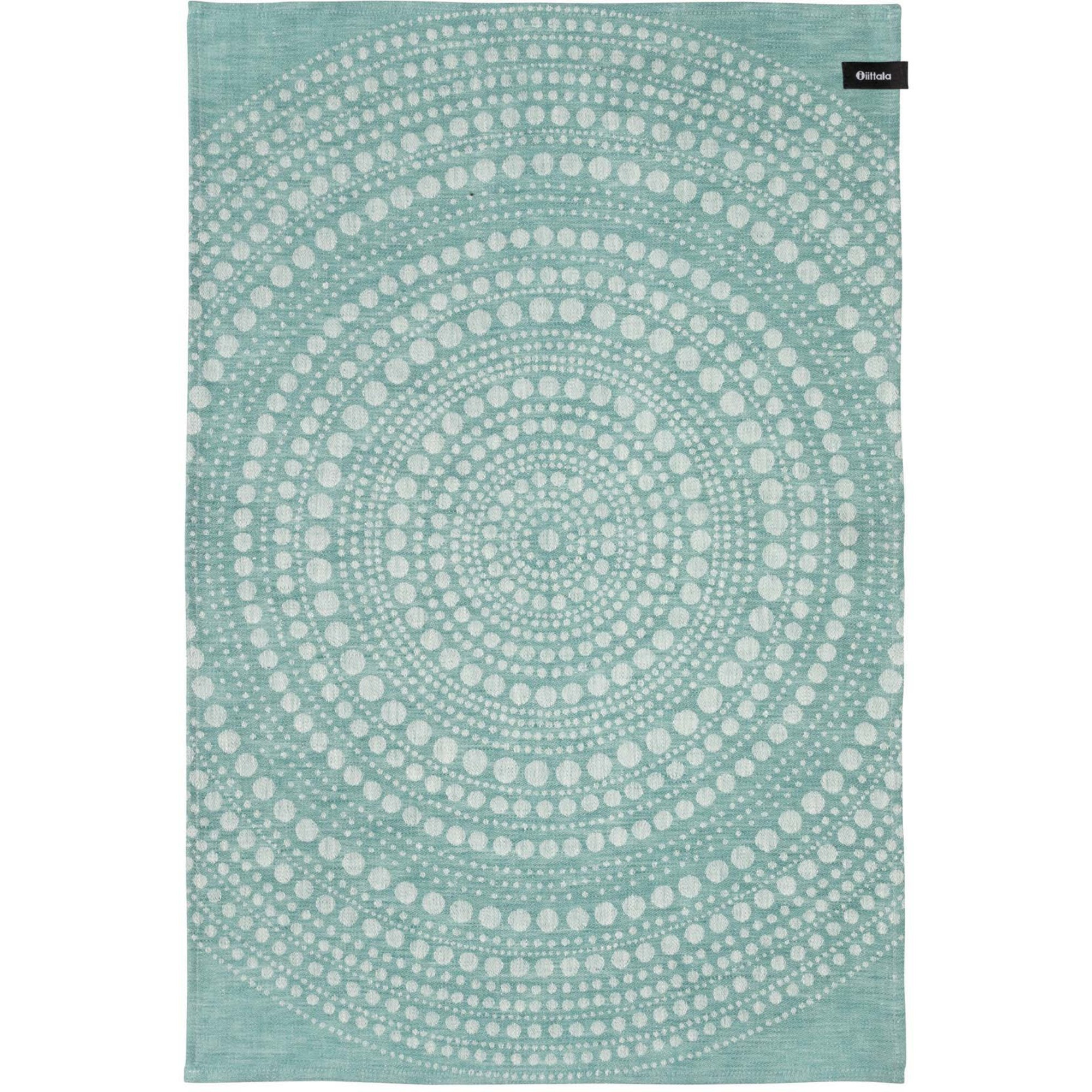 Iittala Kastehelmi kökshandduk 47×70 cm havsblå