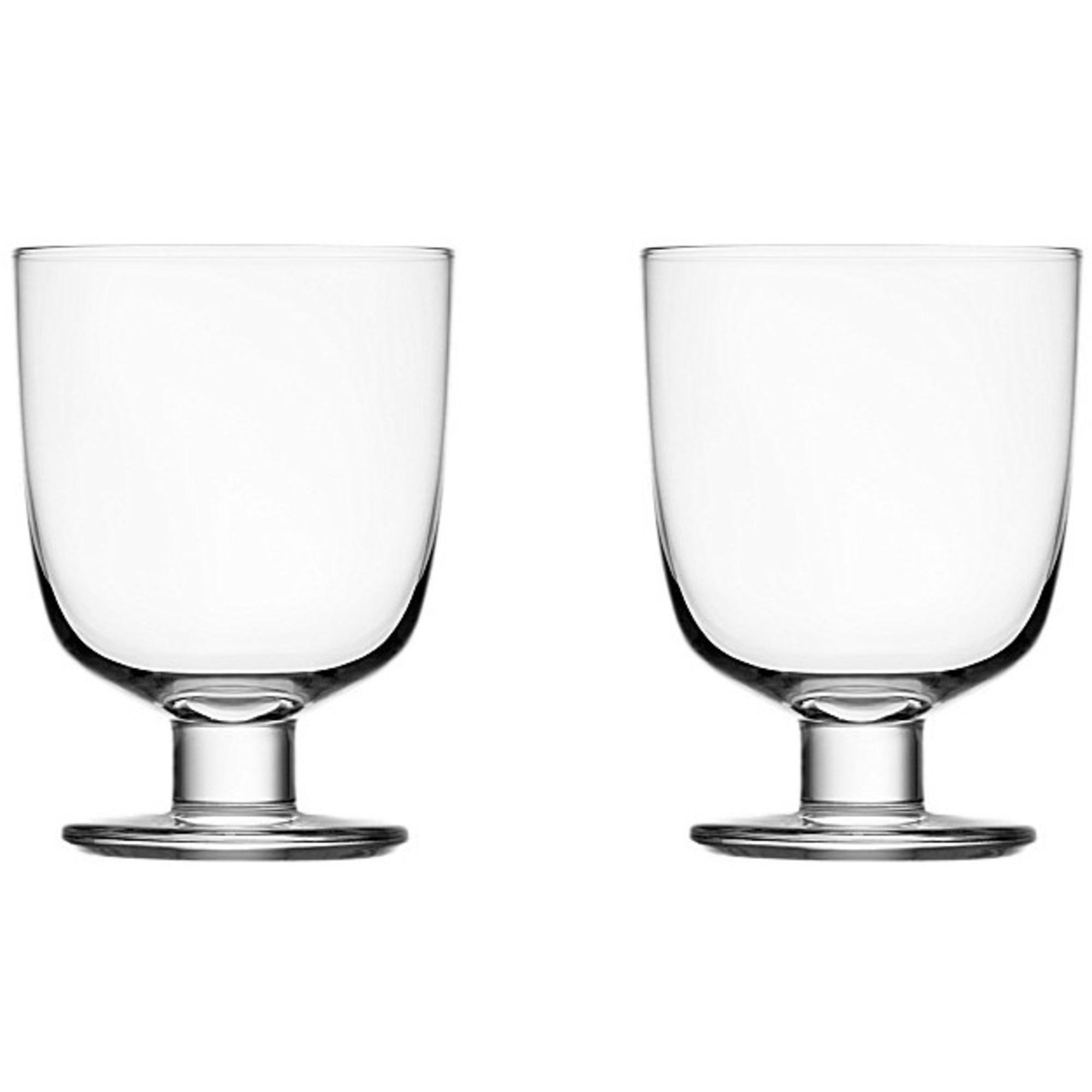 Iittala Lempi Glas 2-pack 34 cl