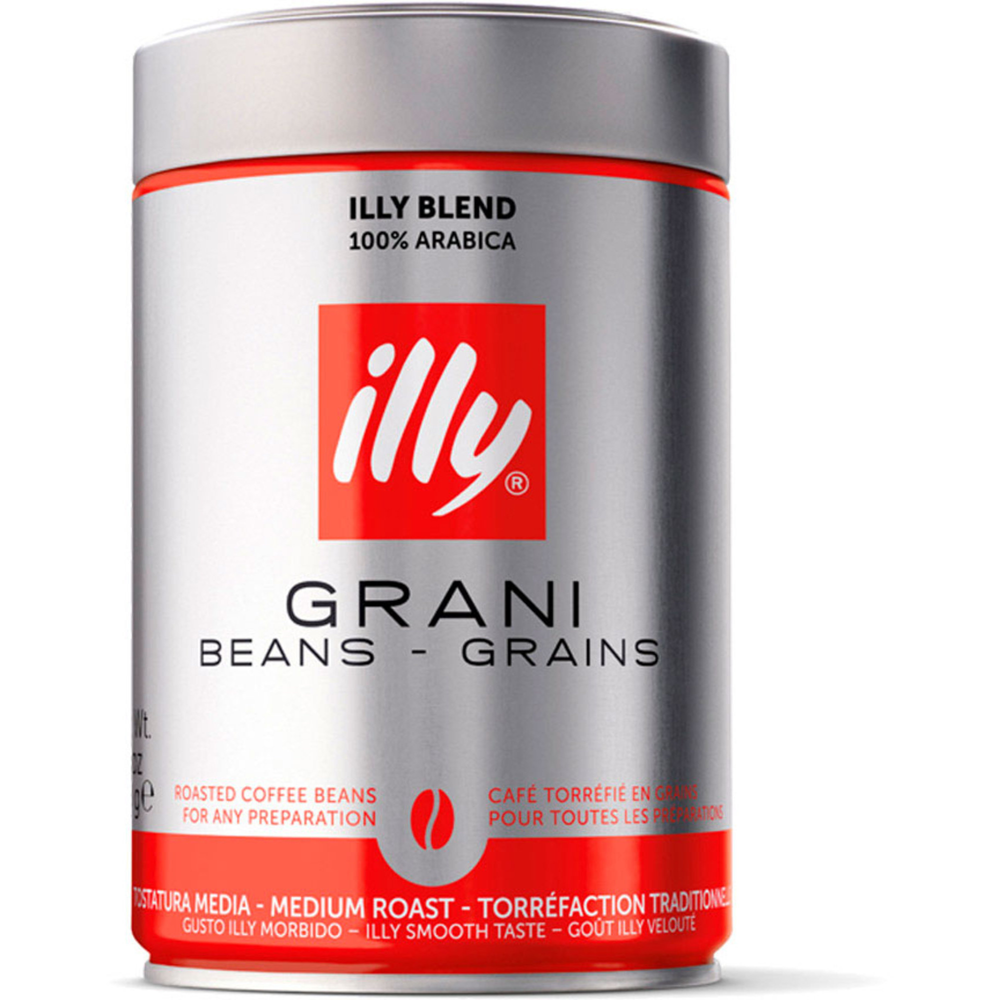 Illy Espresso Bönor Normal 250g