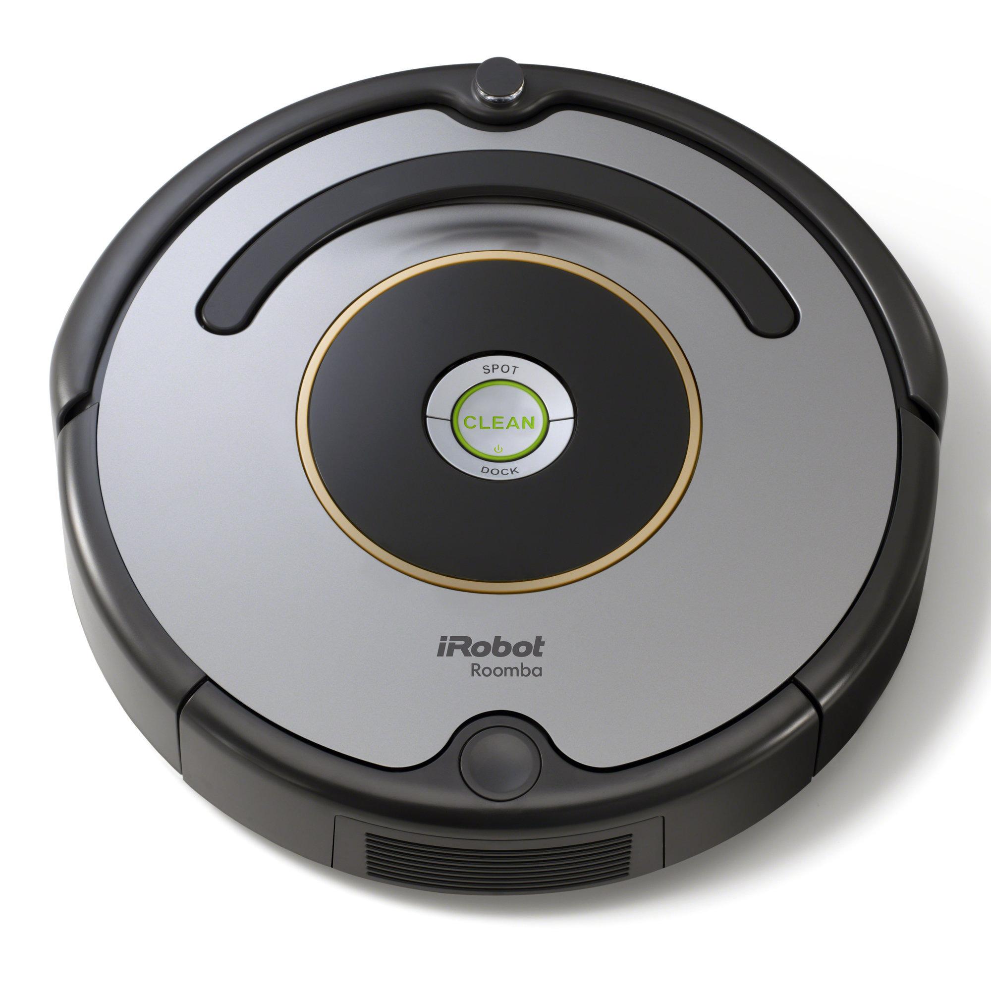 roomba 616 robotst vsuger fra irobot gratis levering. Black Bedroom Furniture Sets. Home Design Ideas