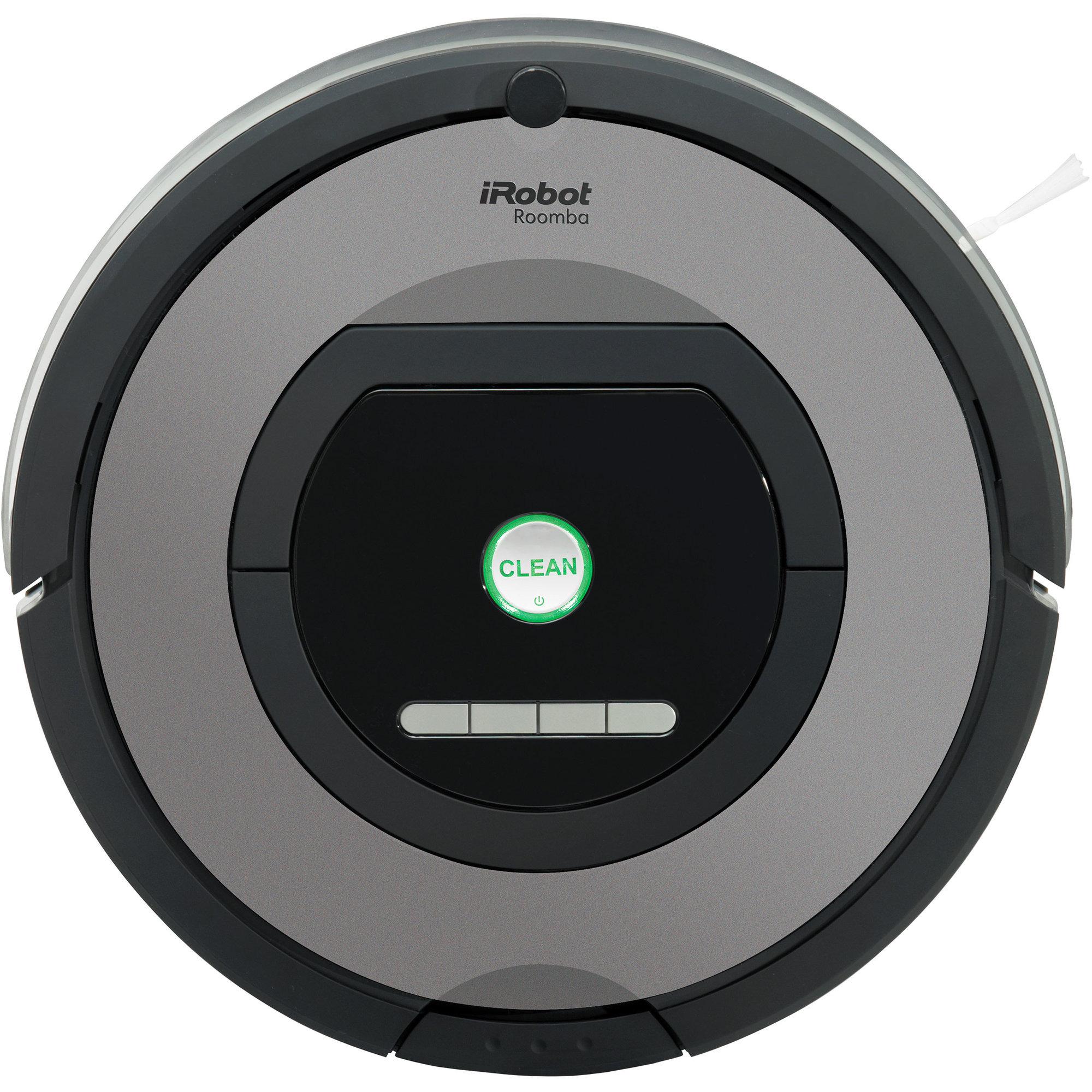 irobot roomba 772 fra irobot effektiv rengj ringsteknologi. Black Bedroom Furniture Sets. Home Design Ideas
