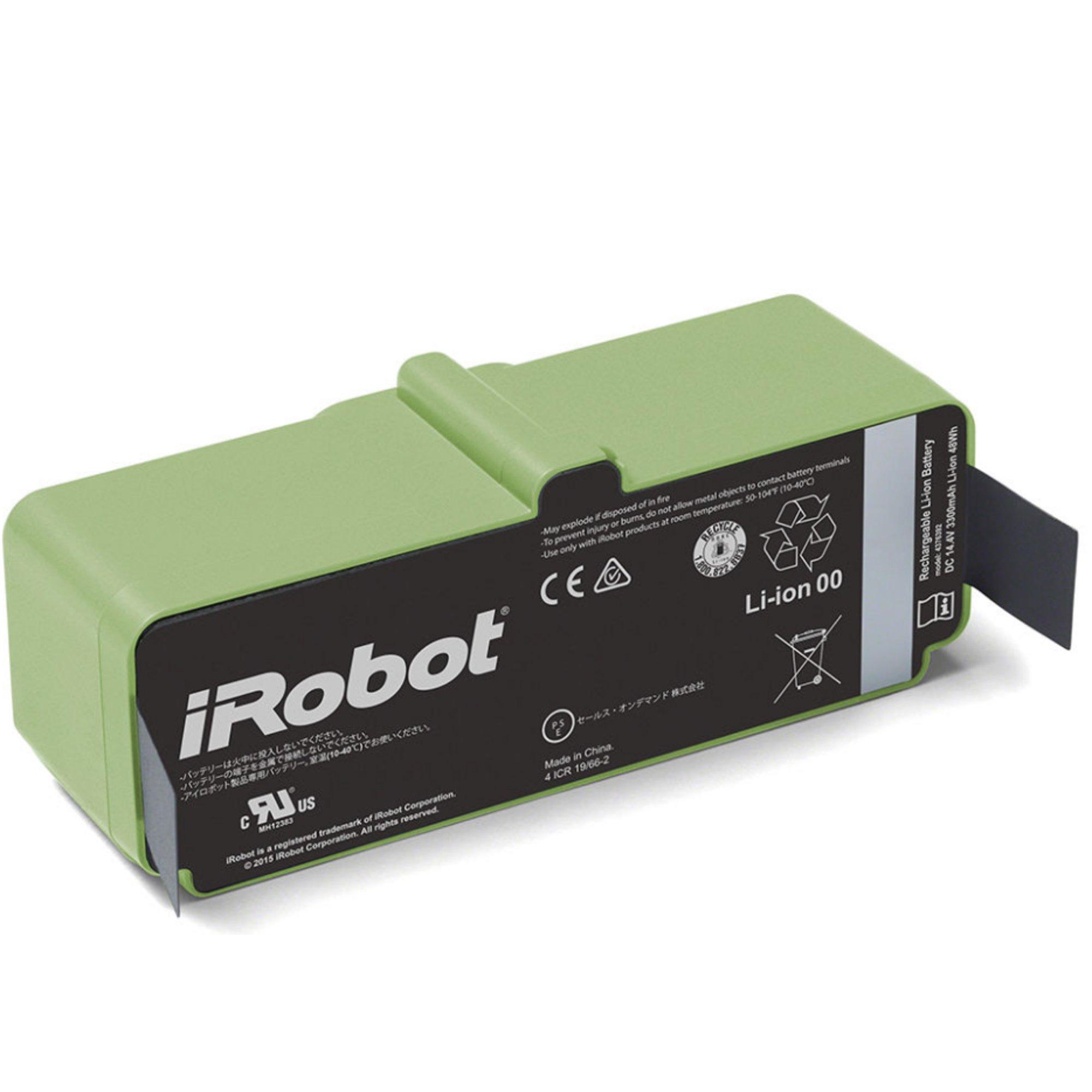 iRobot Roomba 3300 lithium-ion