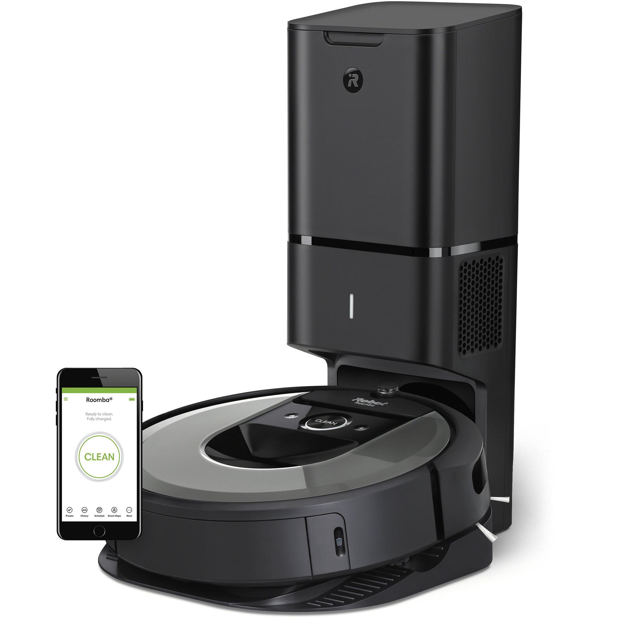 iRobot Roomba i7 Plus robotdammsugare