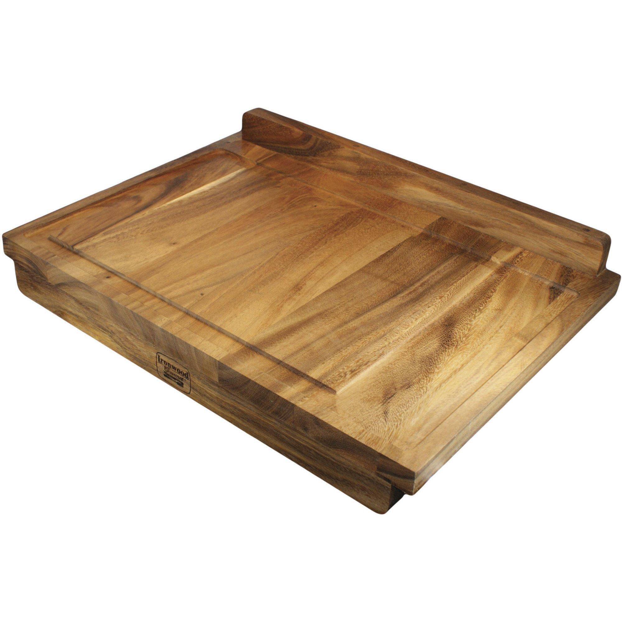 Ironwood Gourmet Bakbord- och Skärbräda 603 x 436 x 32 cm