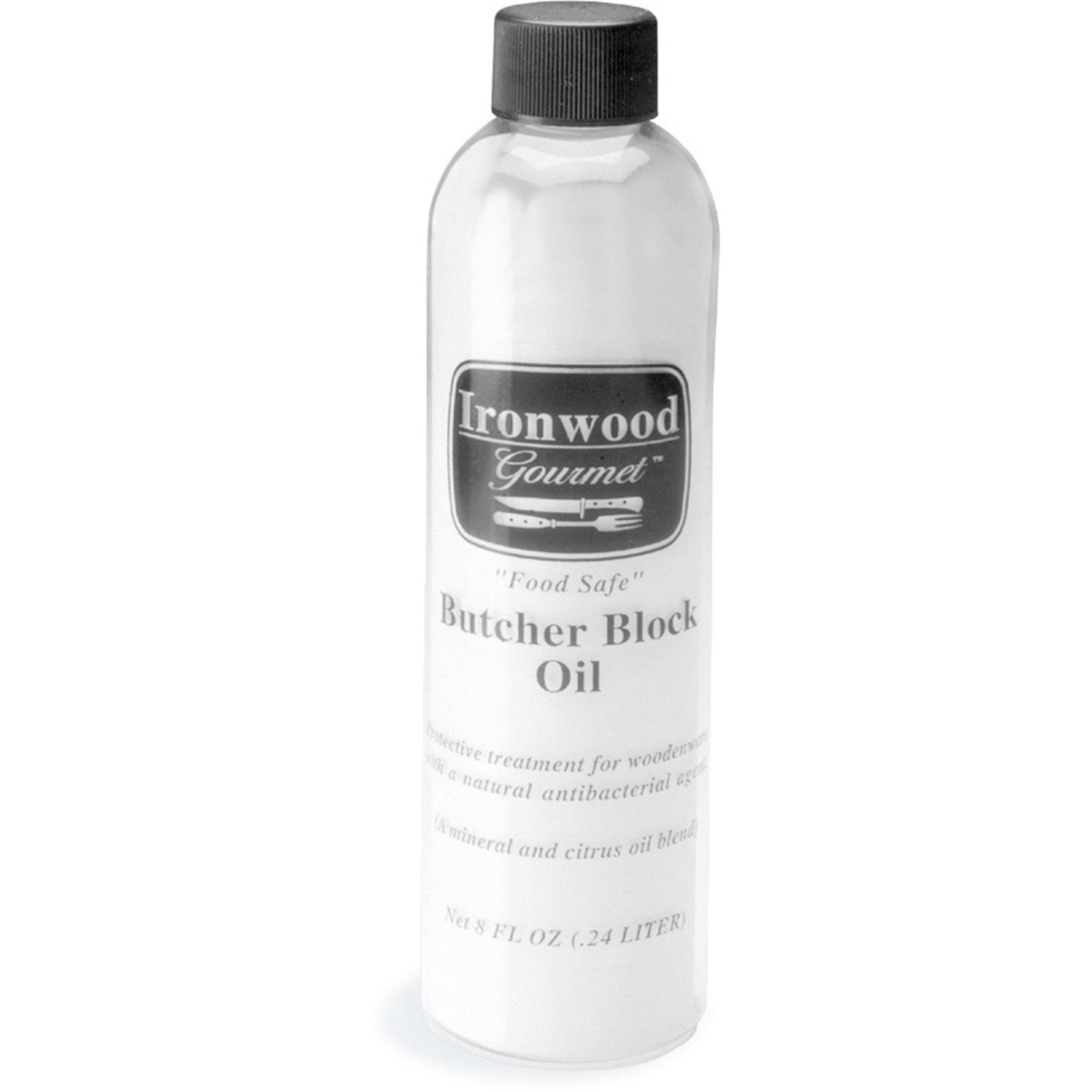 Ironwood Gourmet Butcher Block Oil