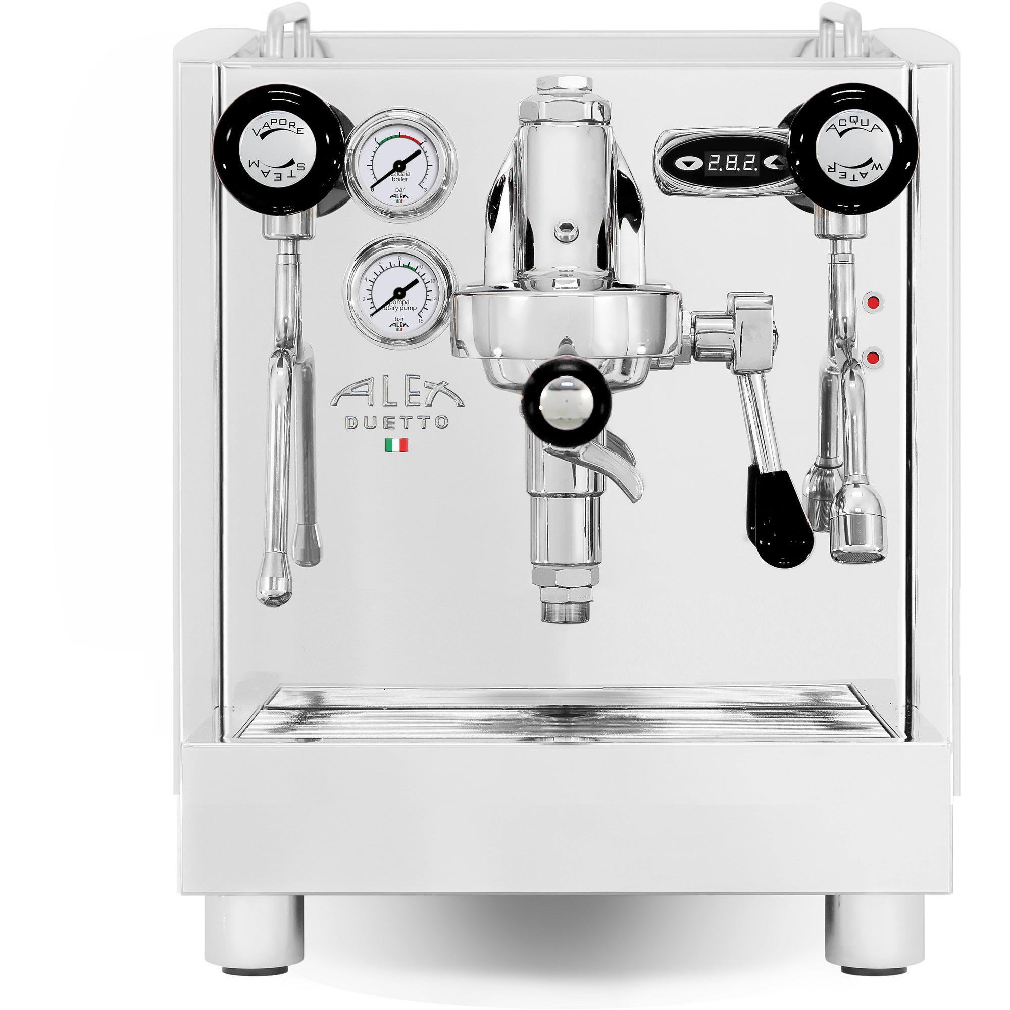 Izzo MyWay Alex Duetto IV Plus Inox E61 Espressomaskin