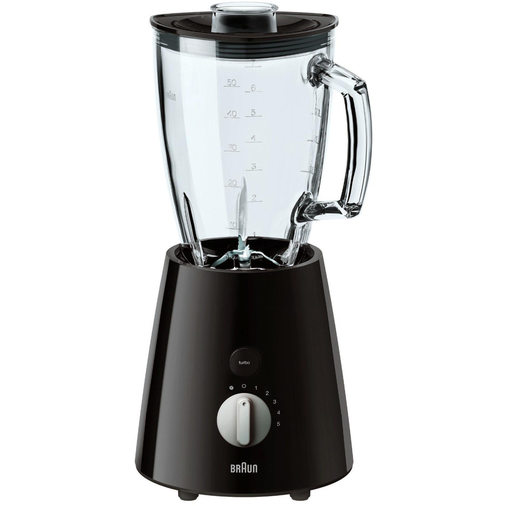 Braun Mixer Glas JB3060 BL
