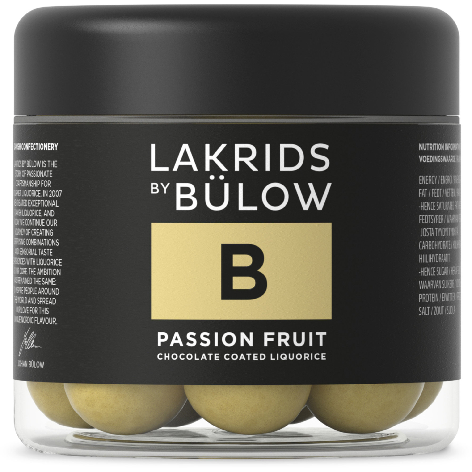 Johan Bülow Small B Passion Fruit