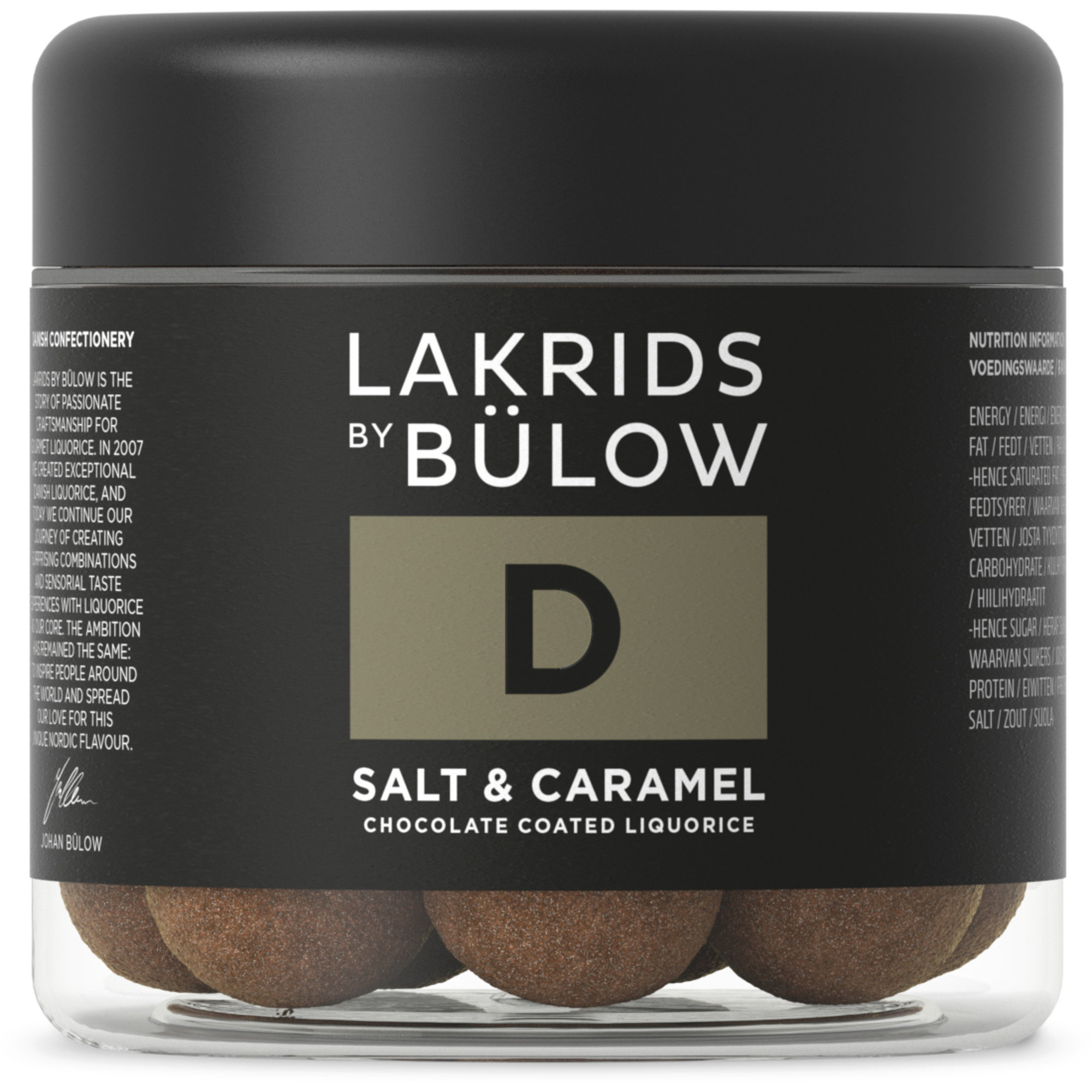 Johan Bülow Small D Salt & Caramel