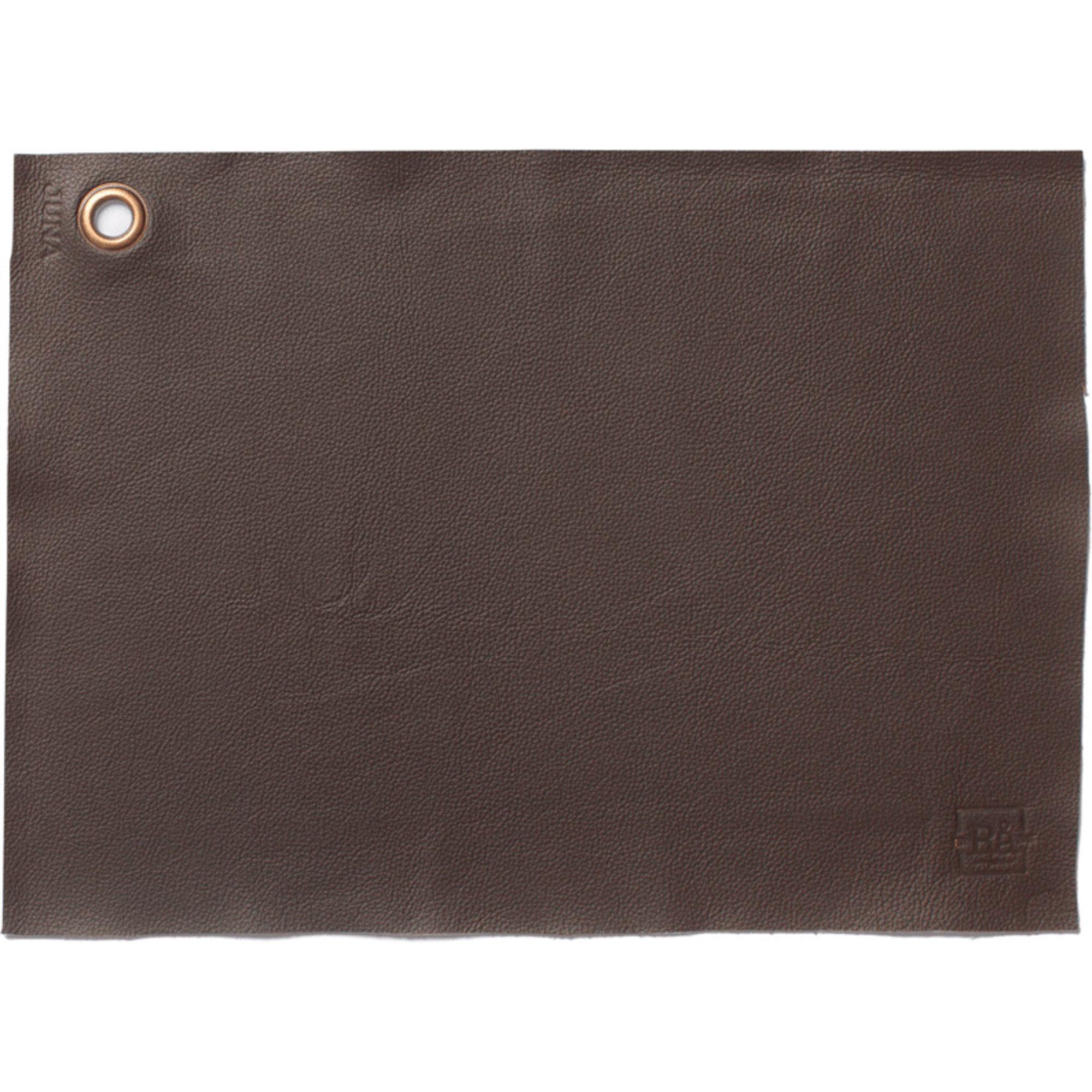 Juna Rå Bordstablett brun 43×30 cm