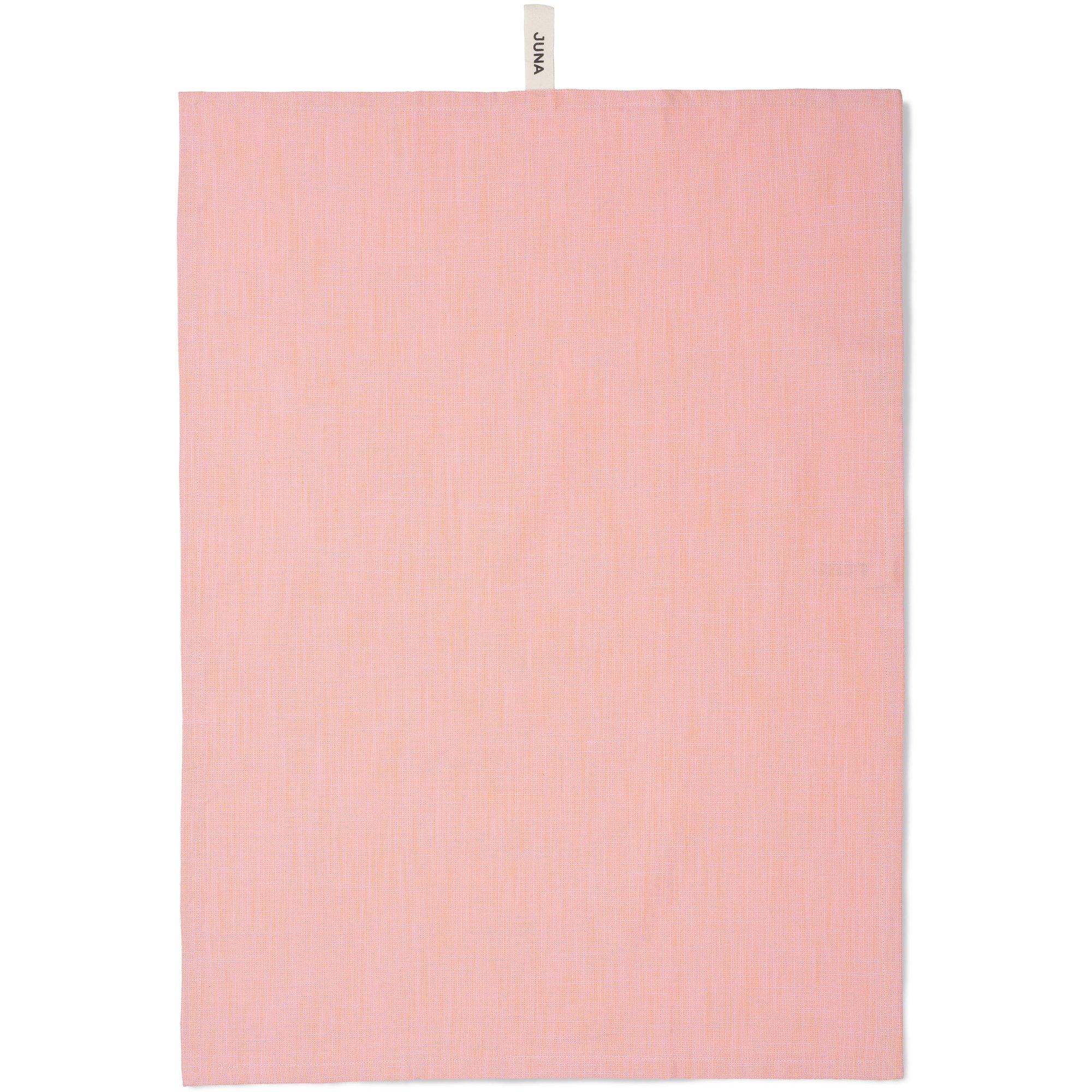 Juna Surface kökshandduk, rosa