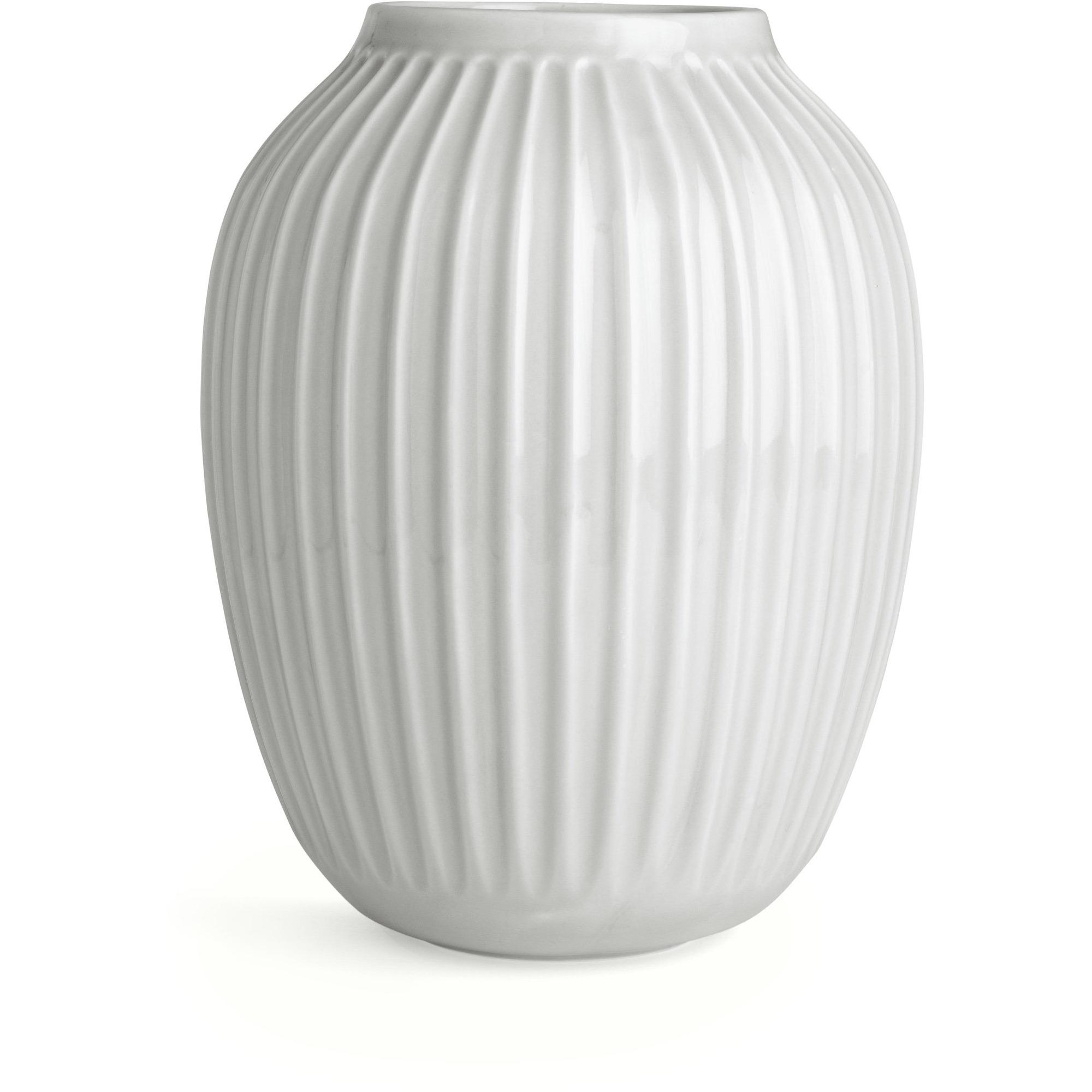 Nye Hammershøi vase 25 cm. fra Kähler » Elegant og karakteristisk vase MV-72