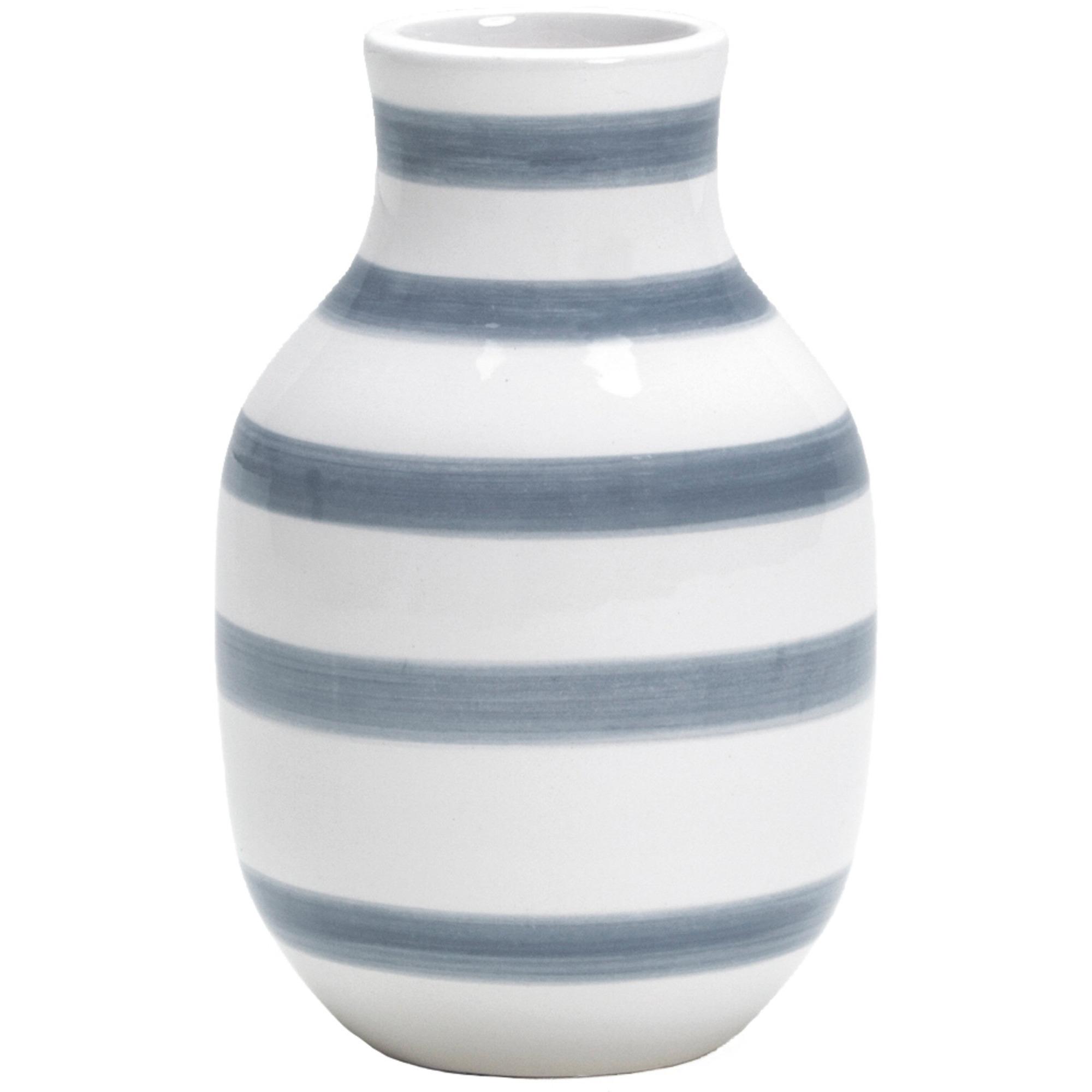 Kähler Omaggio Vas 125 mm Ljusblå