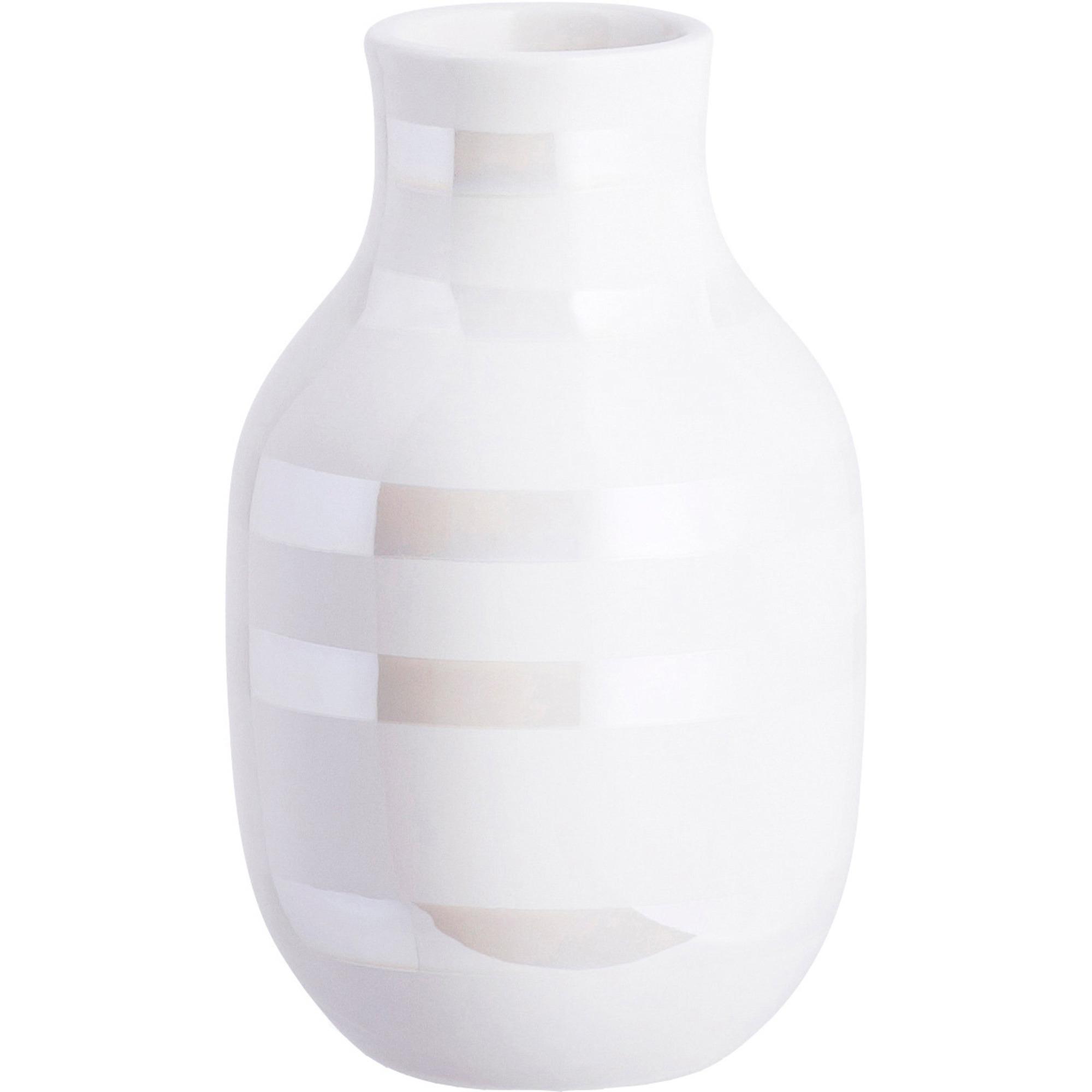 Kähler Omaggio Vas 125 mm Pärlemor