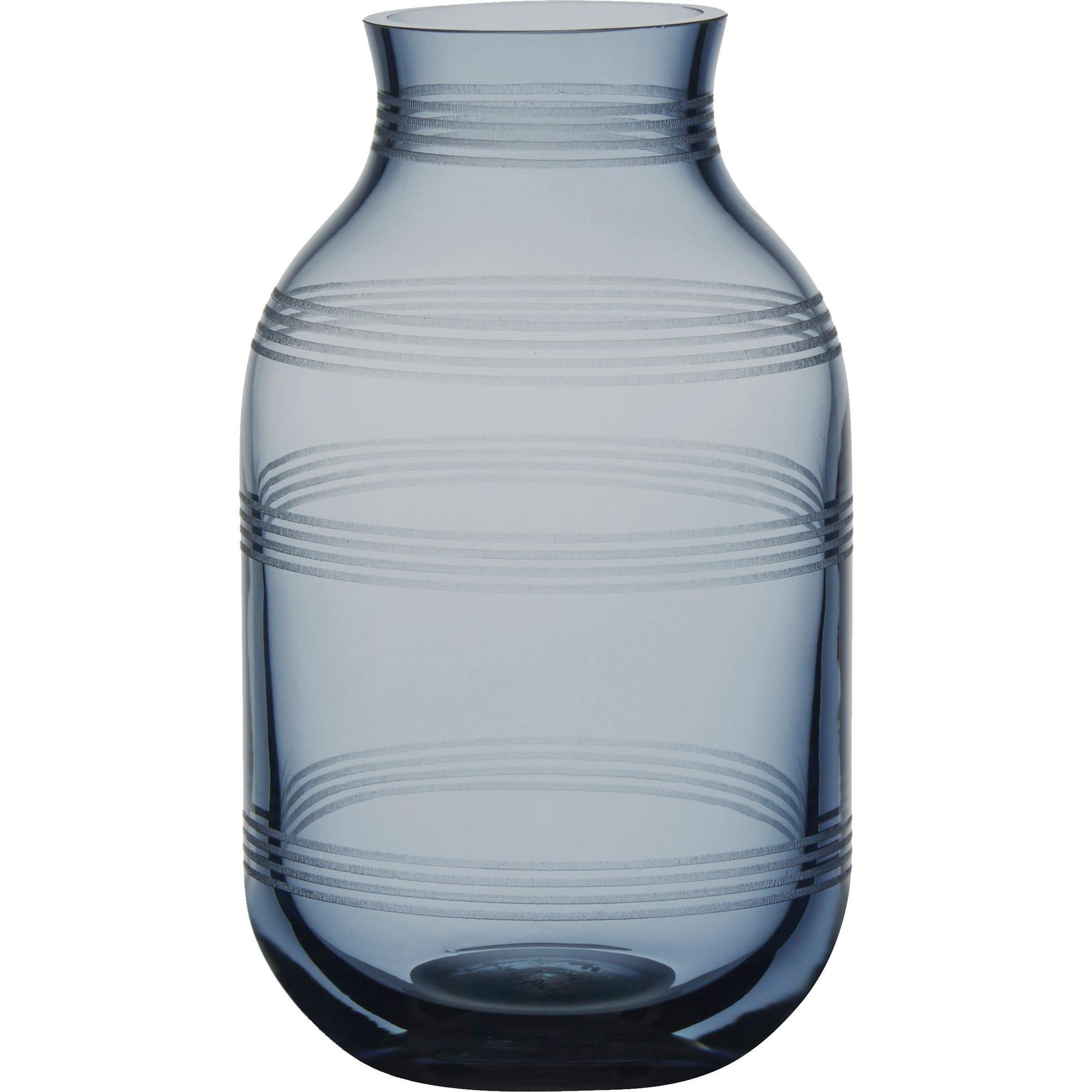 Kähler Omaggio Vas Ø82 cm Stålblå