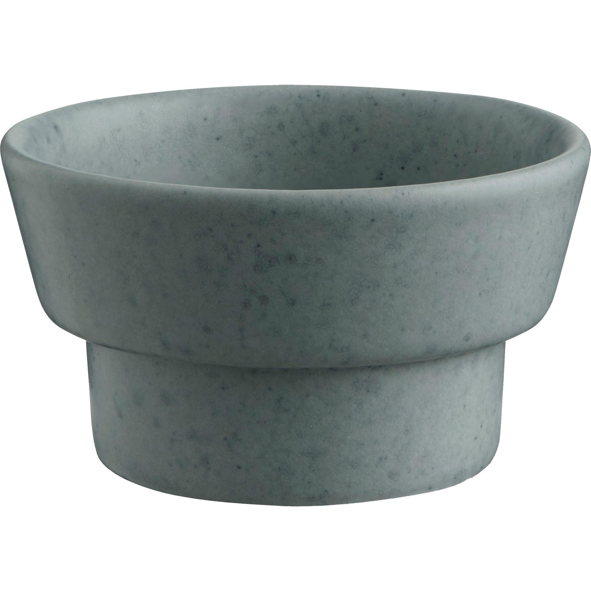 Kähler Ombria Blockljusstake 50 mm Granite Green