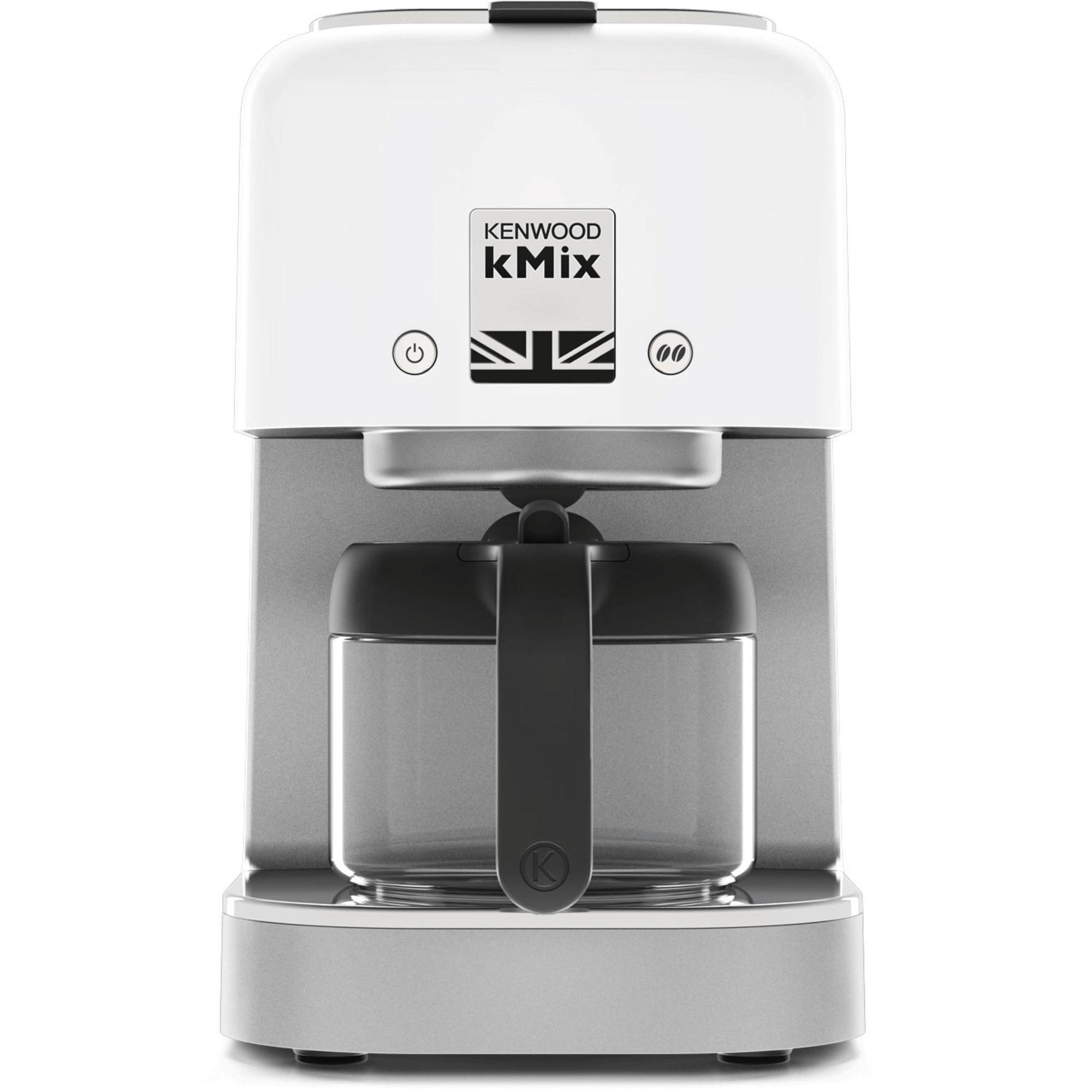 Kenwood Kaffebryggare COX750WH (vit)