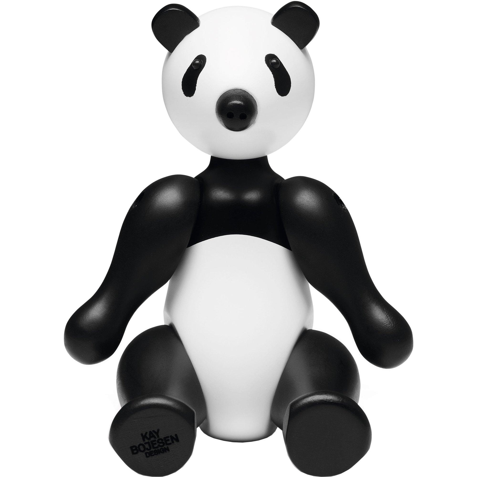 Kay Bojesen Kay Bojesen Panda Medium Svart/Vit