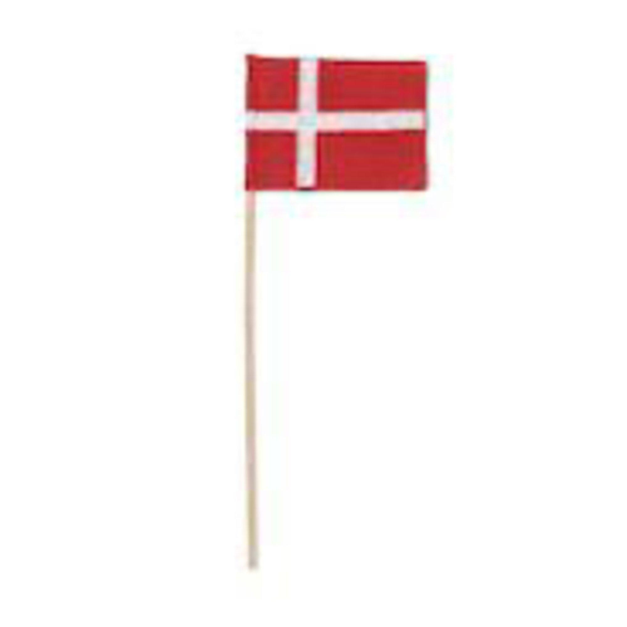 Kay Bojesen Textilflagga till Mini Fanbärare