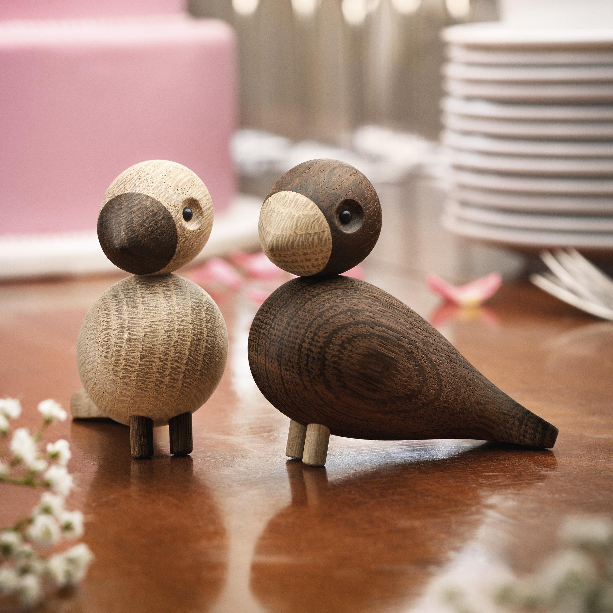 Opdateret Turtelduer fra Kay Bojesen » Dekorative overalt i hjemmet QH87