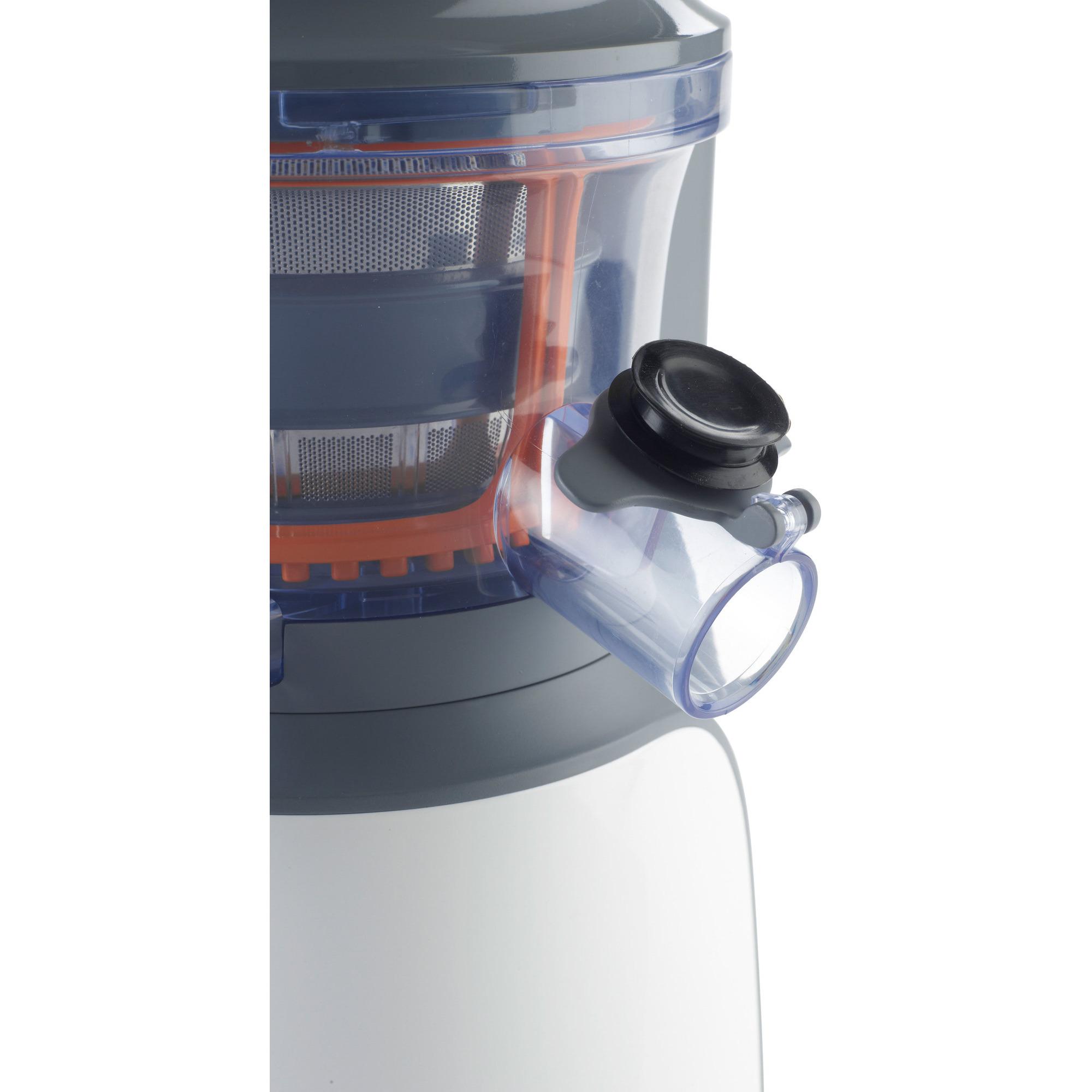 Wilfa Slow Juicer Kop Og Kande : JMP600WH PureJuice Slow Juicer fra Kenwood Gratis Levering