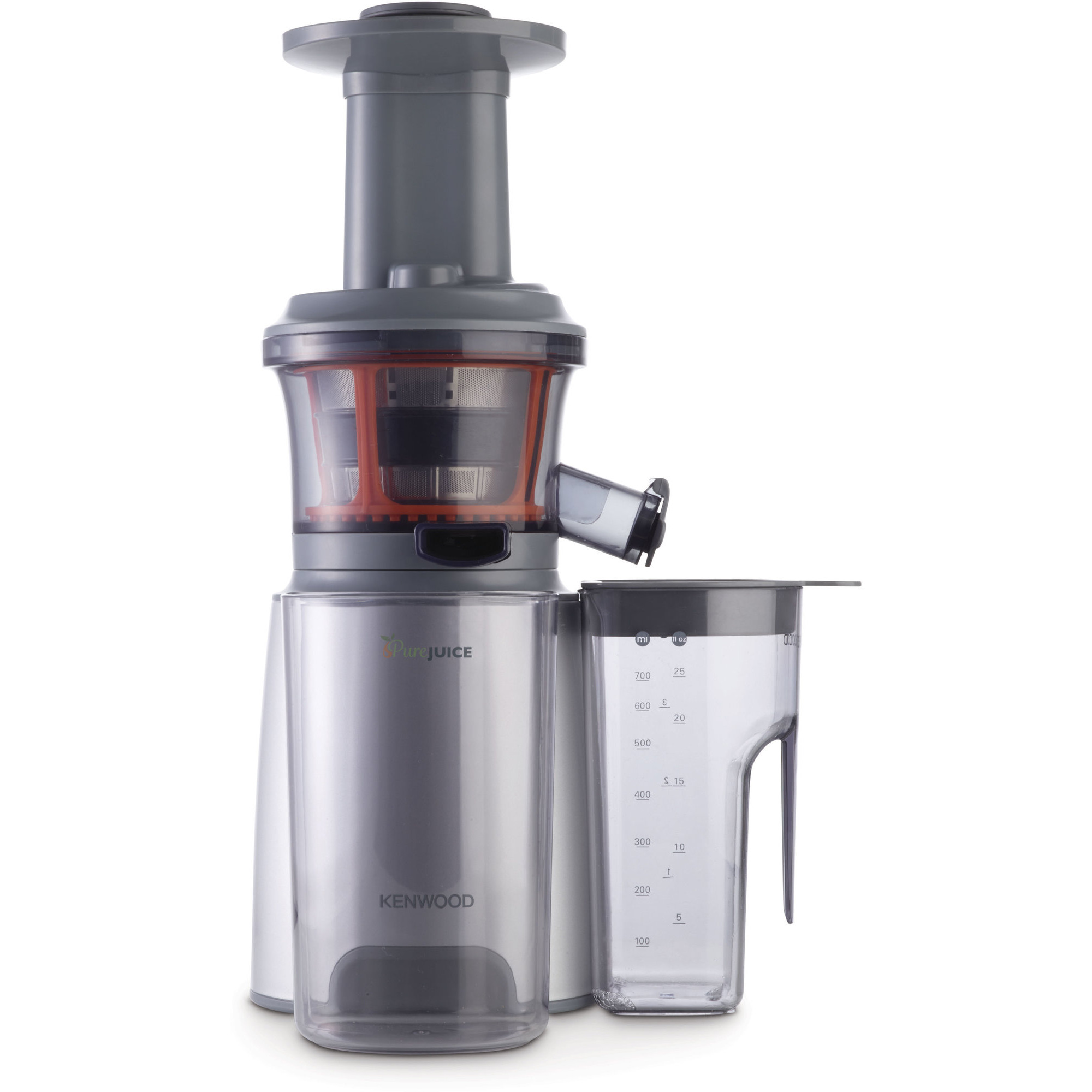 Kenwood Purejuice Slow Juicer Test : JMP601SI PureJuice Slow Juicer fra Kenwood Gratis Levering