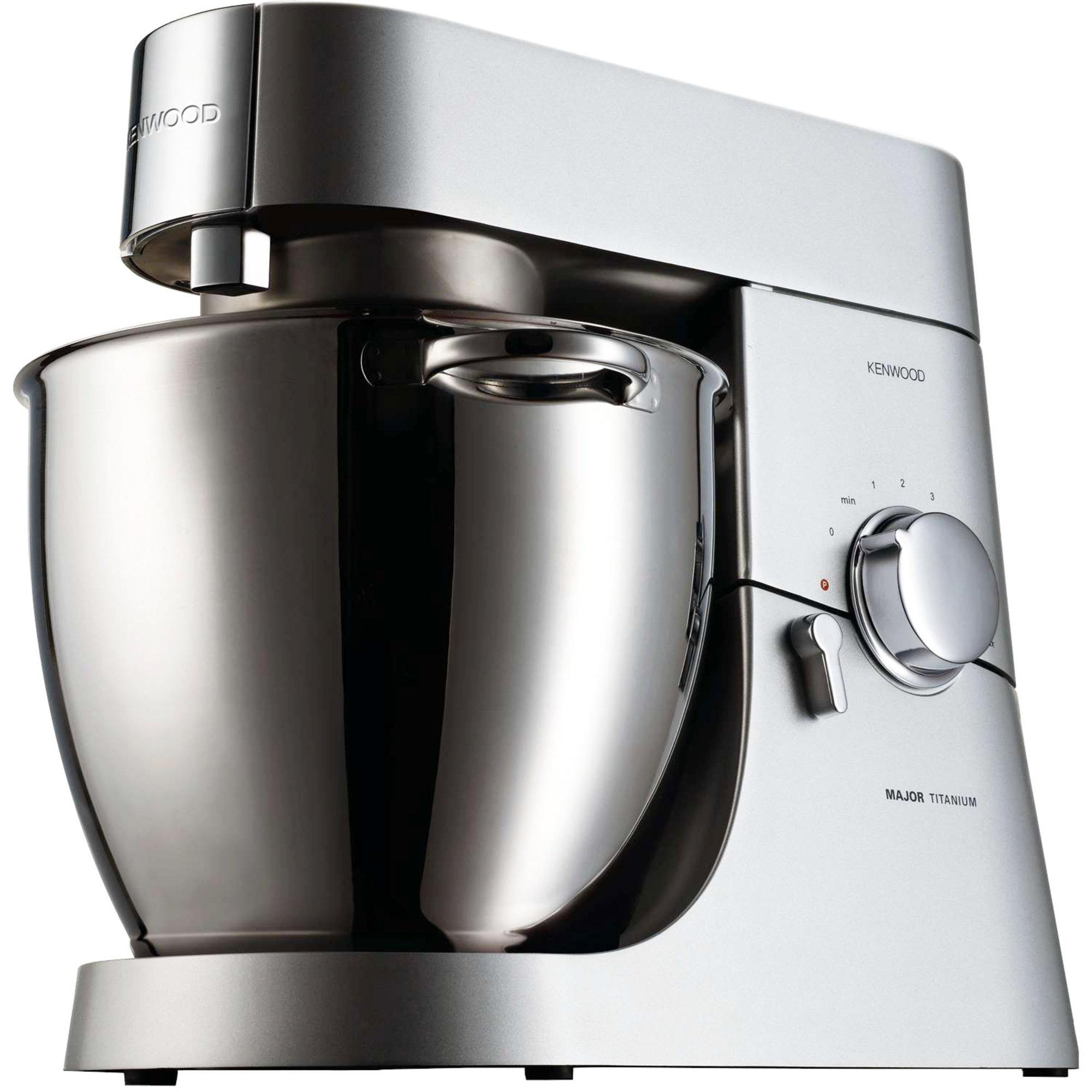 Bestil KMM060 Major Titanium køkkenmaskine fra Kenwood